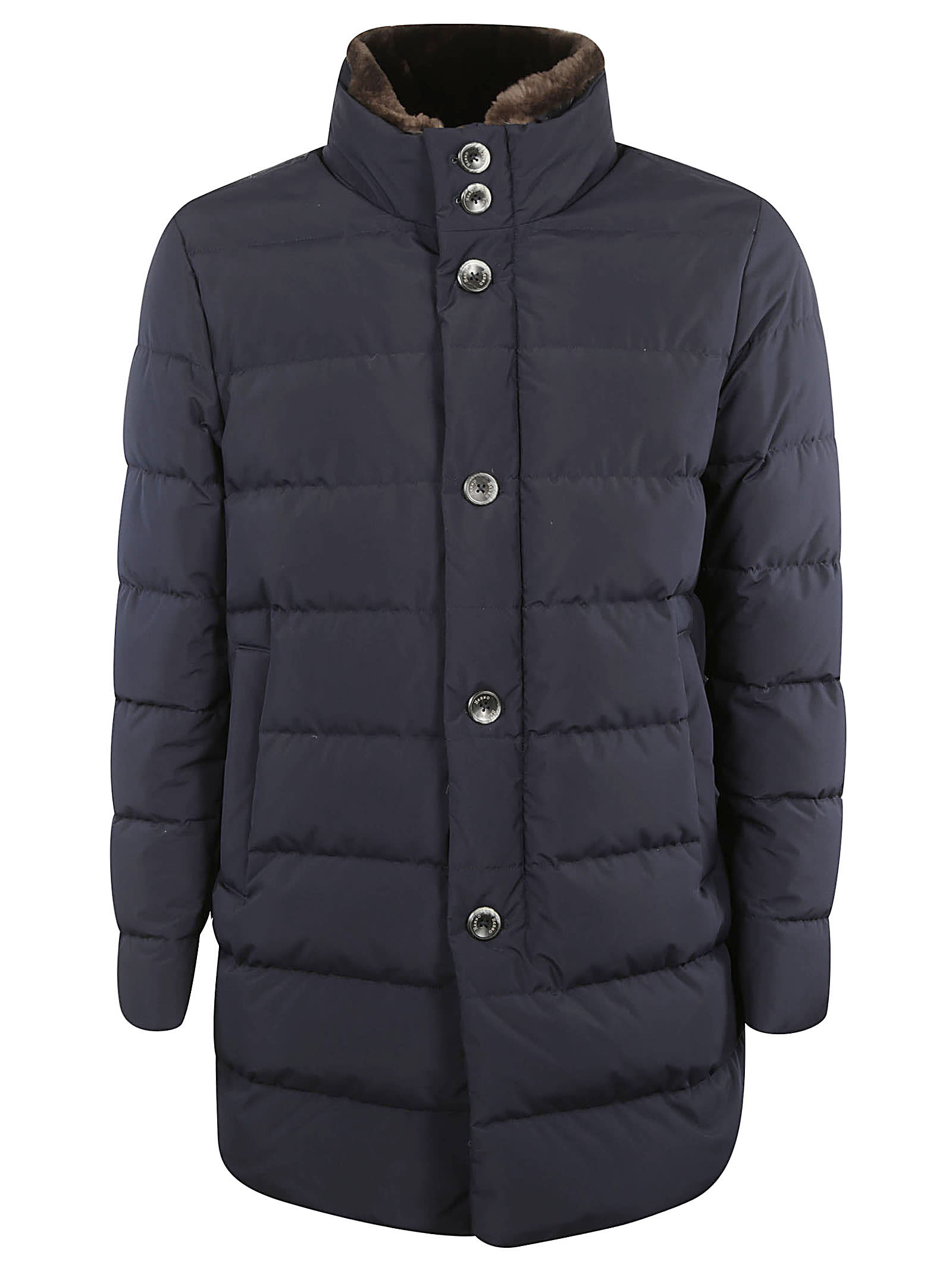 Herno Padded Buttoned Jacket