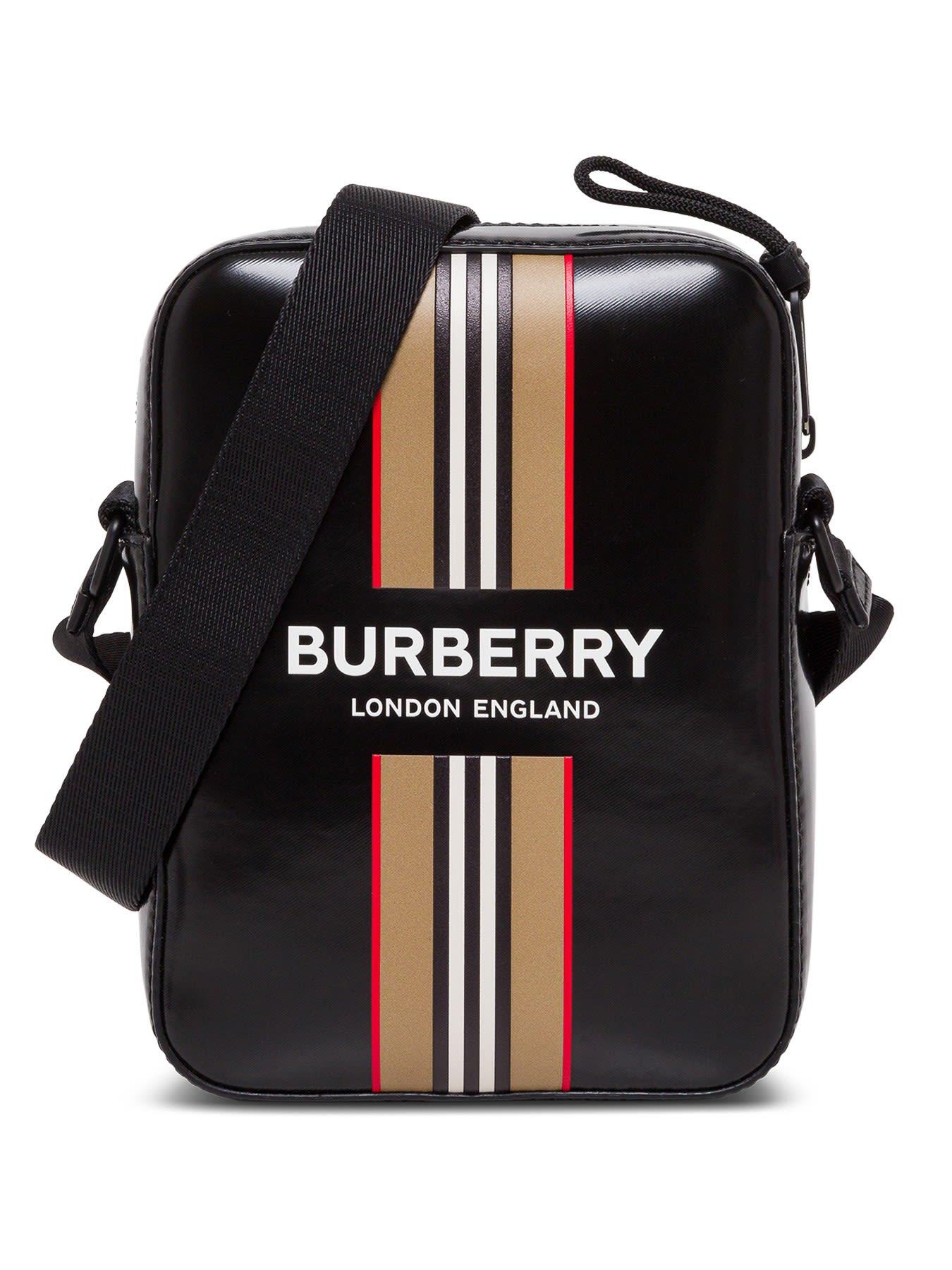 Burberry THORNTON ICX STRIPE LOGO