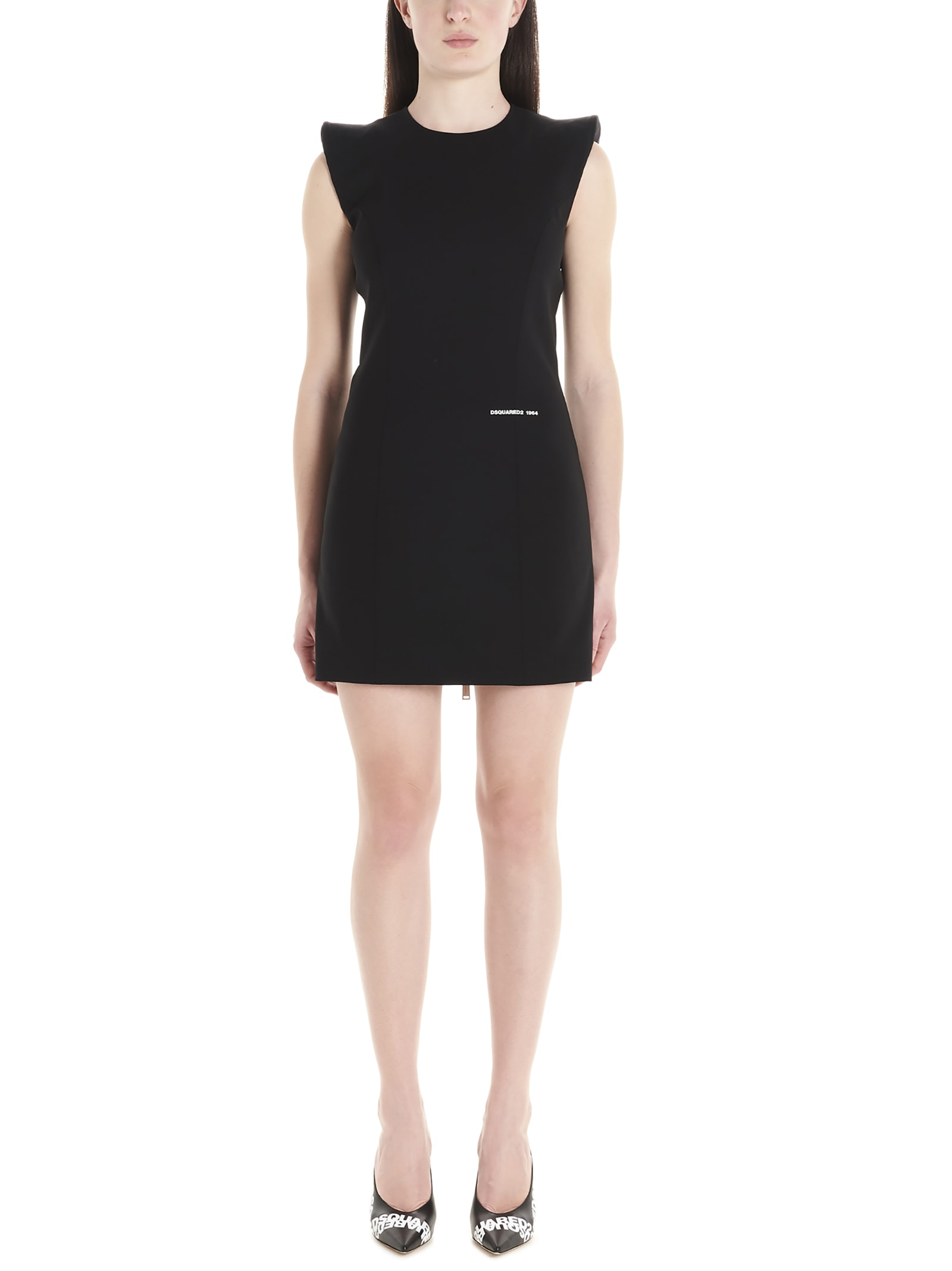 Buy Dsquared2 arwen Dress online, shop Dsquared2 with free shipping