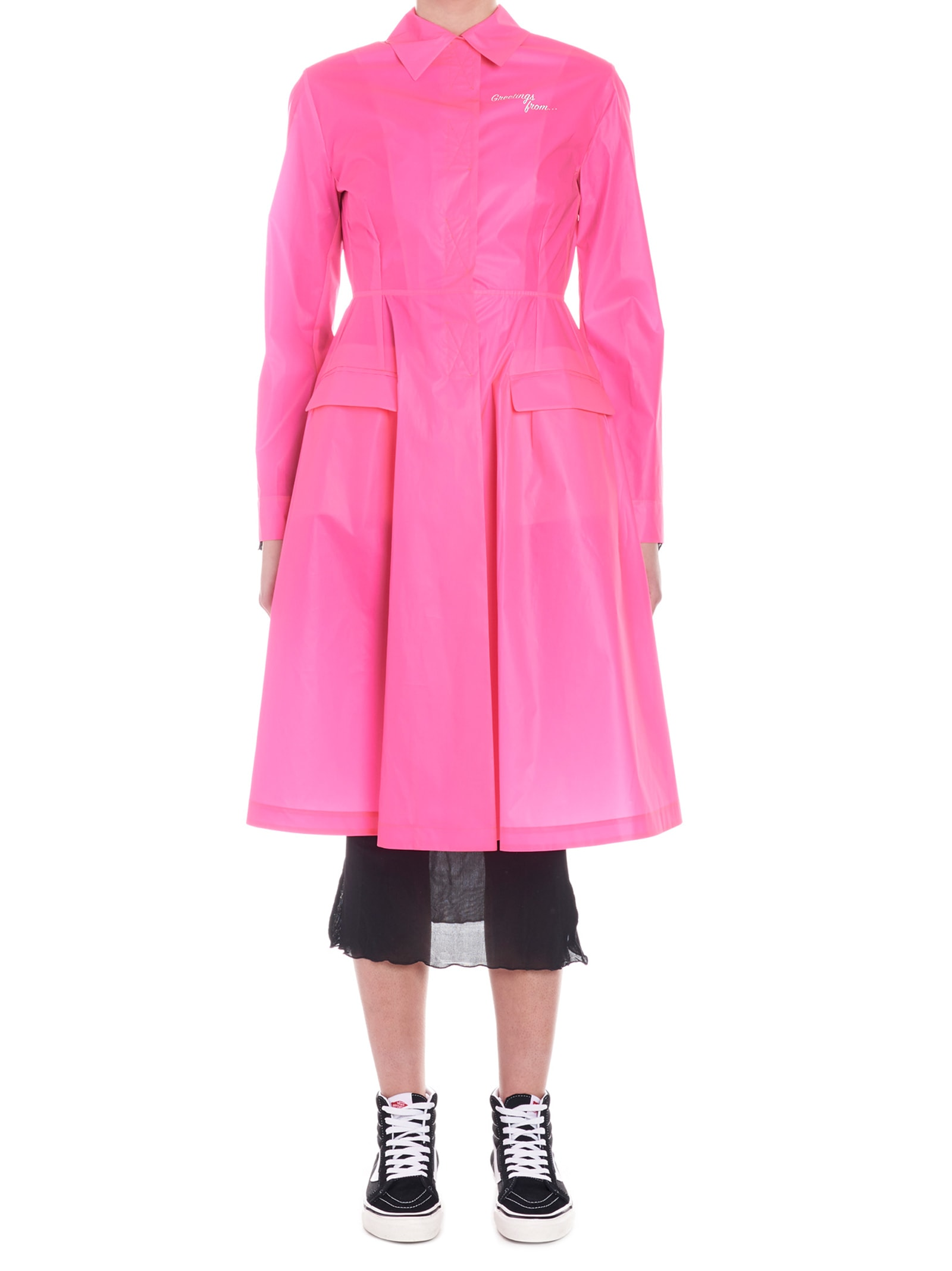 Palm Angels recovery Raincoat