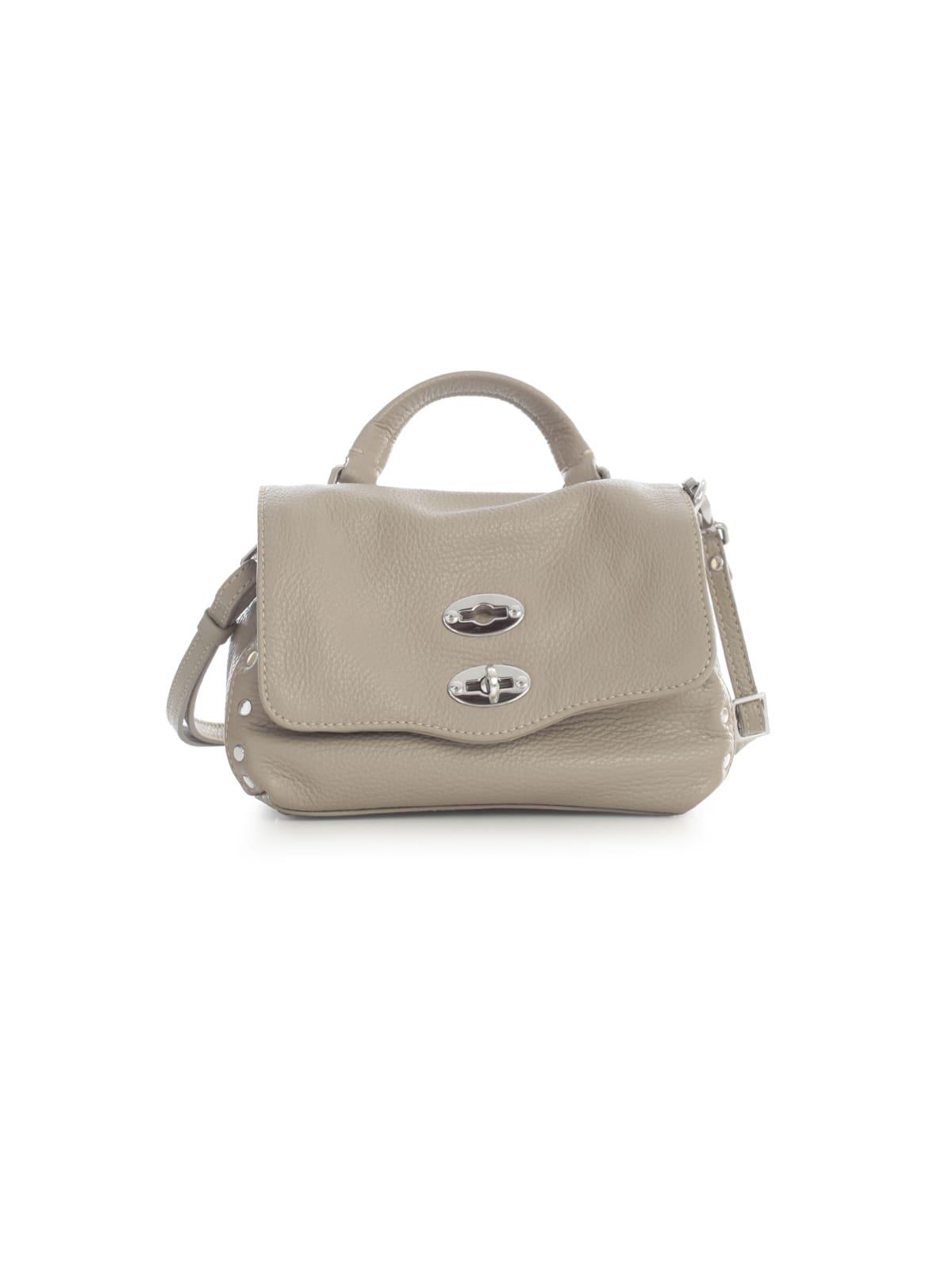 Zanellato Baby Postina 18 Shoulder Bag In Brown