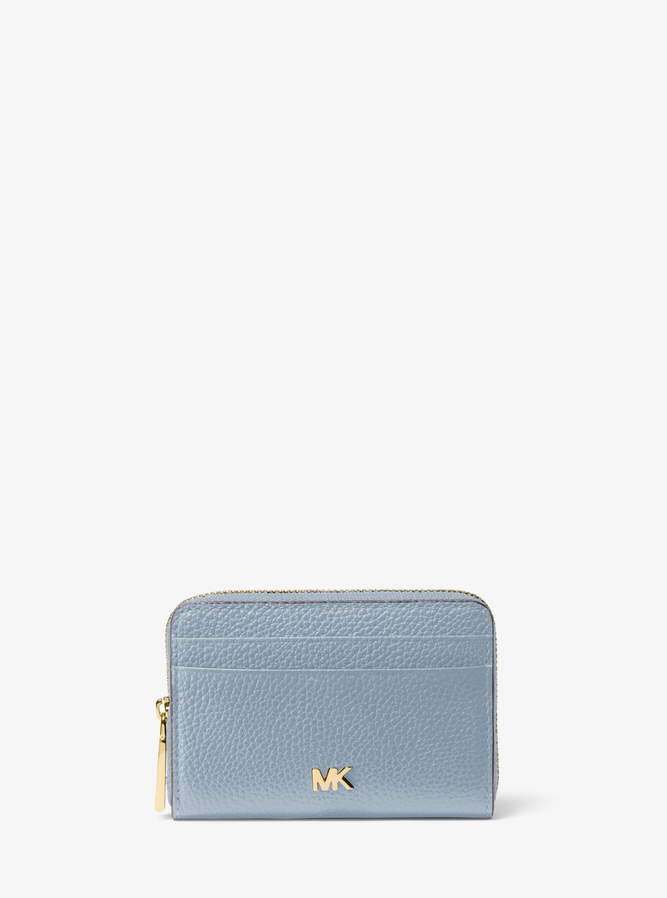 Michael Kors light blue wallet / purse