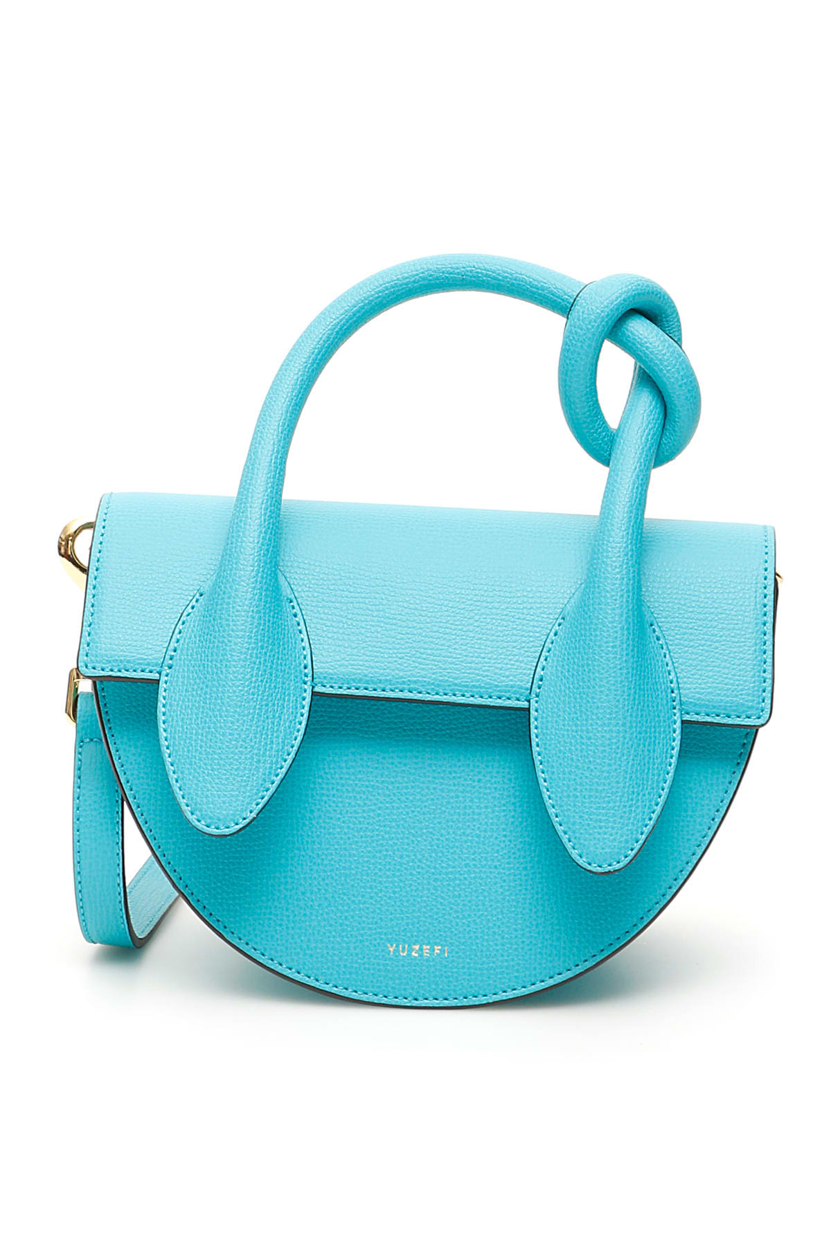 Yuzefi Yuzefi Dolores Bag Teal Light Blue 11034655