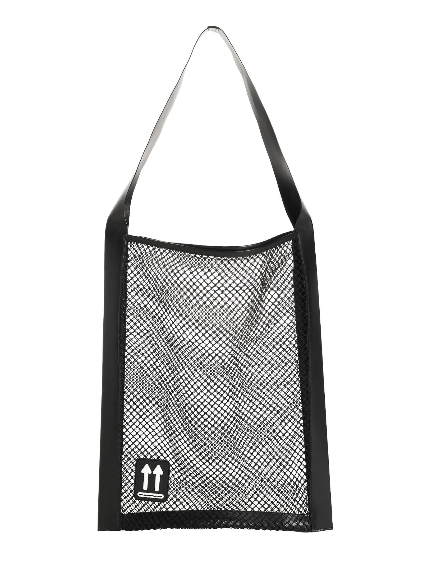 Off-white fishing Net Bag