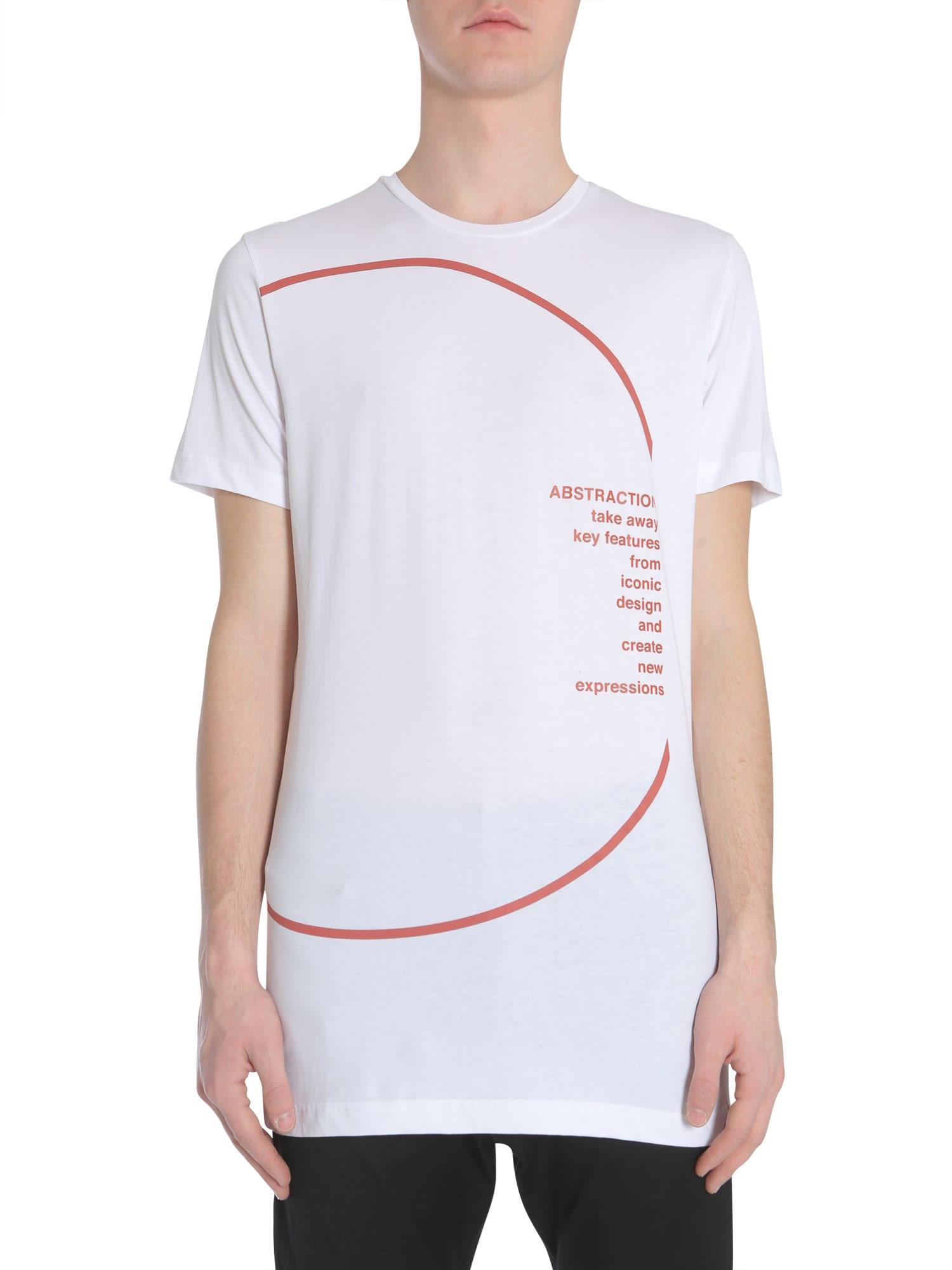 Ty-circle T-shirt