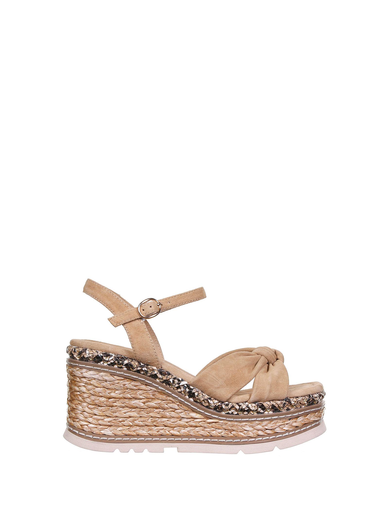 Honey Wedge Sandals
