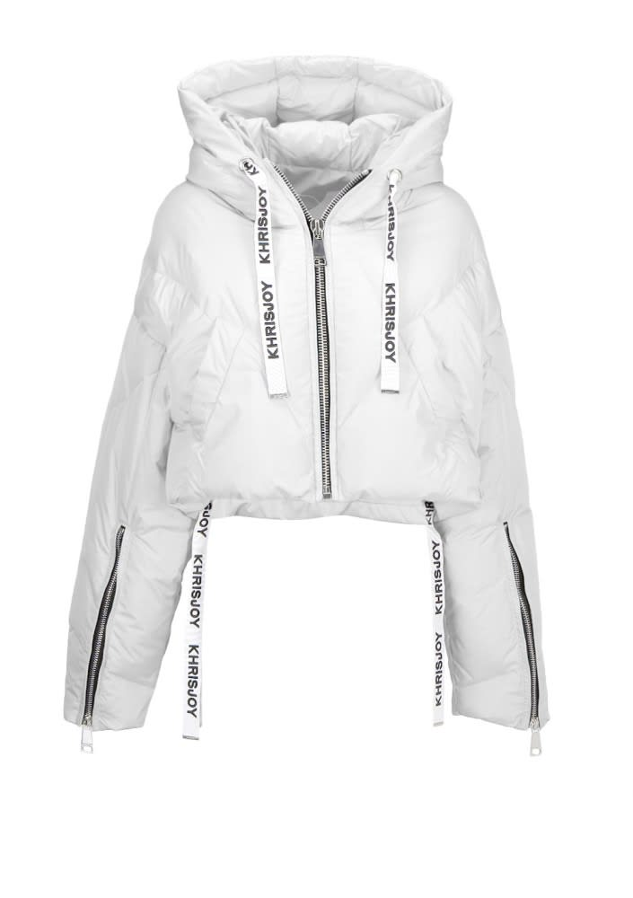 Photo of  Khrisjoy Shoty Puffer Jacket- shop Khrisjoy jackets online sales