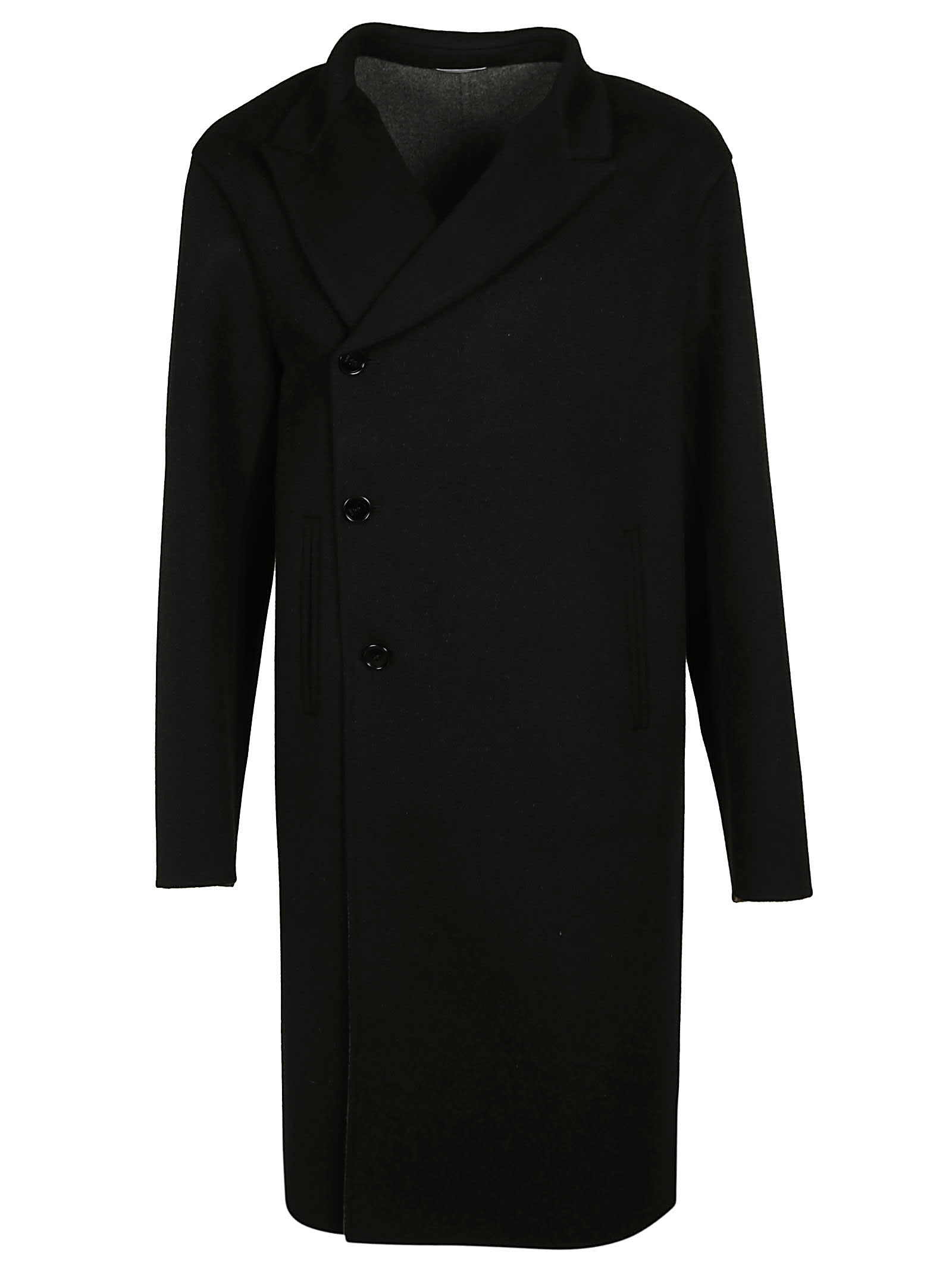 Christian Dior Buttoned Coat