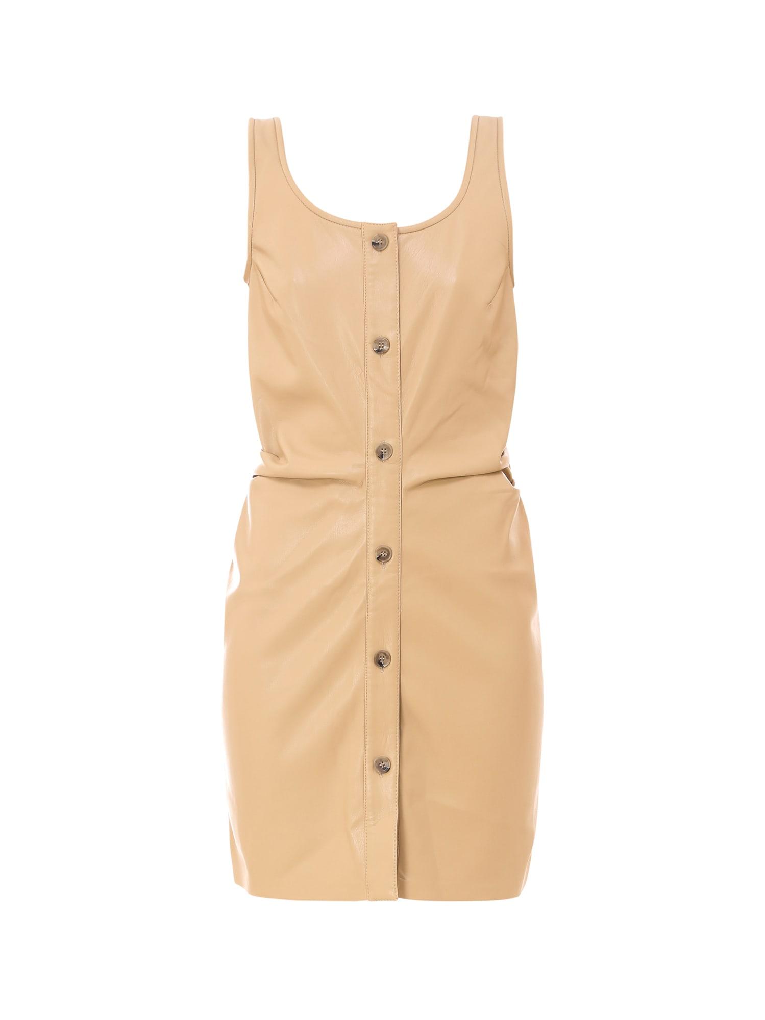 Nanushka Leathers DRESS