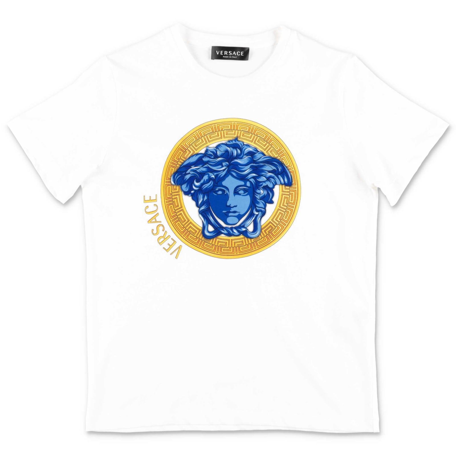 Young Versace Cottons T-SHIRT