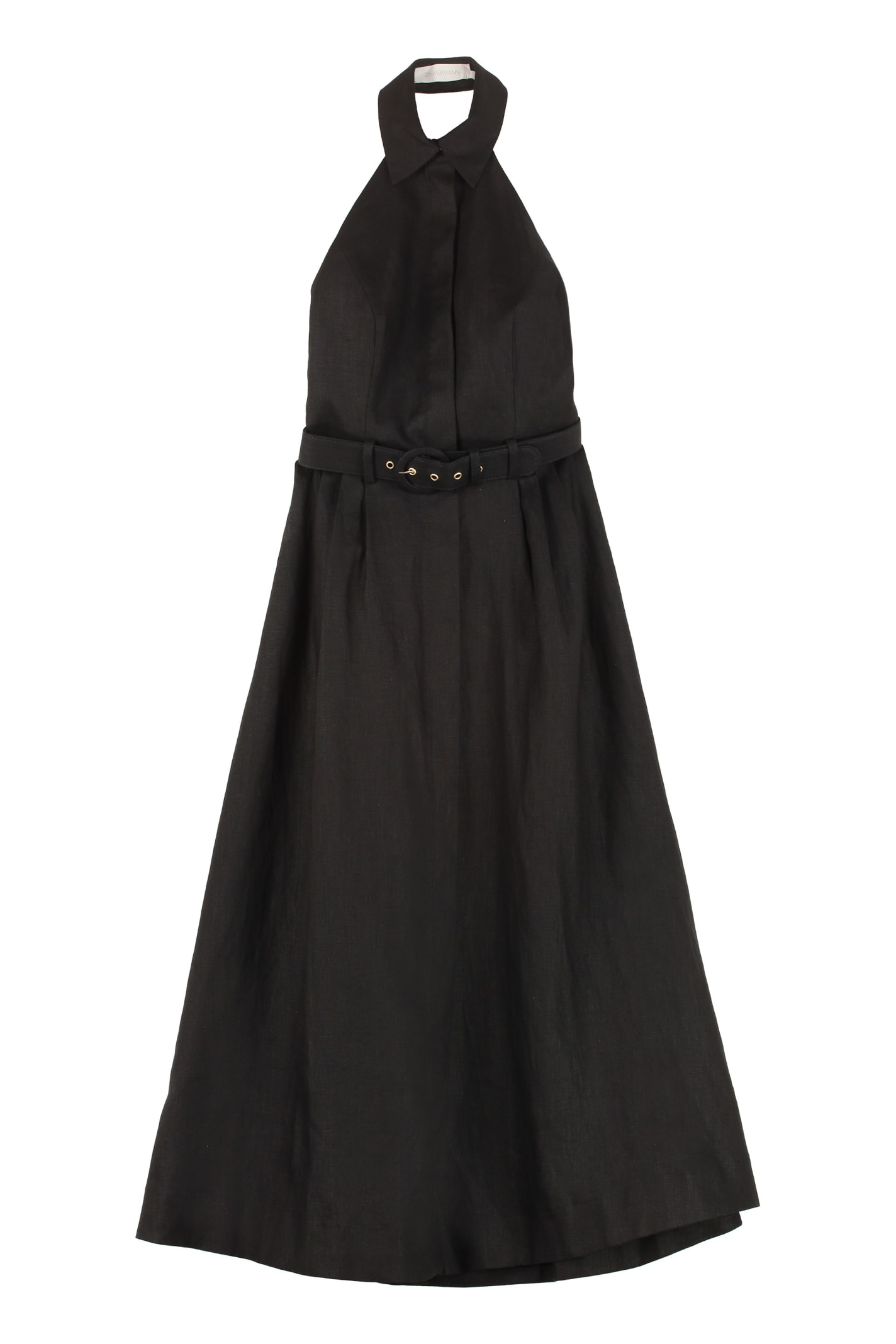 Buy Zimmermann Bonita Linen Maxi Dress online, shop Zimmermann with free shipping