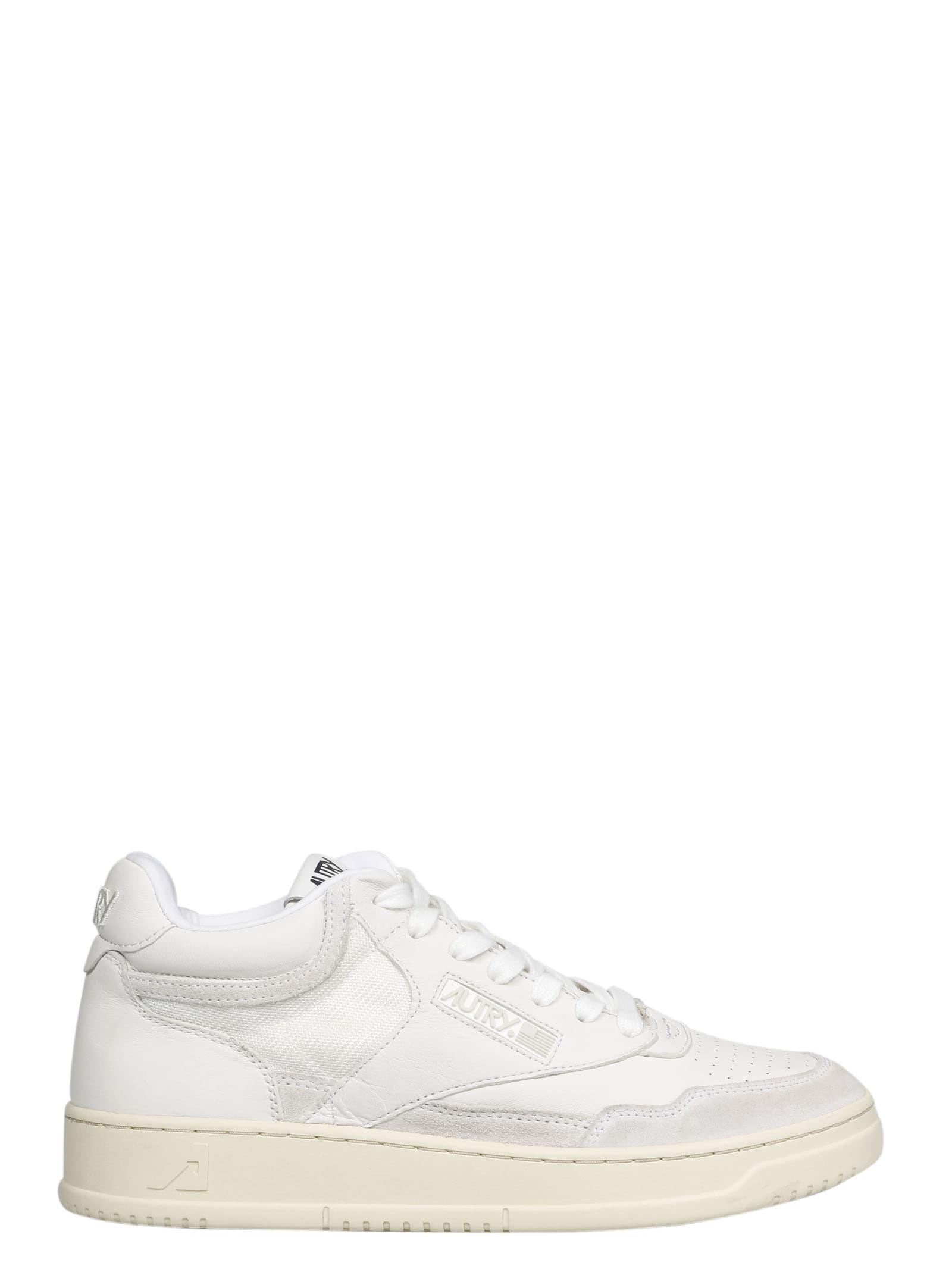 Autry Sneakers CAPSULE MID SNEAKERS