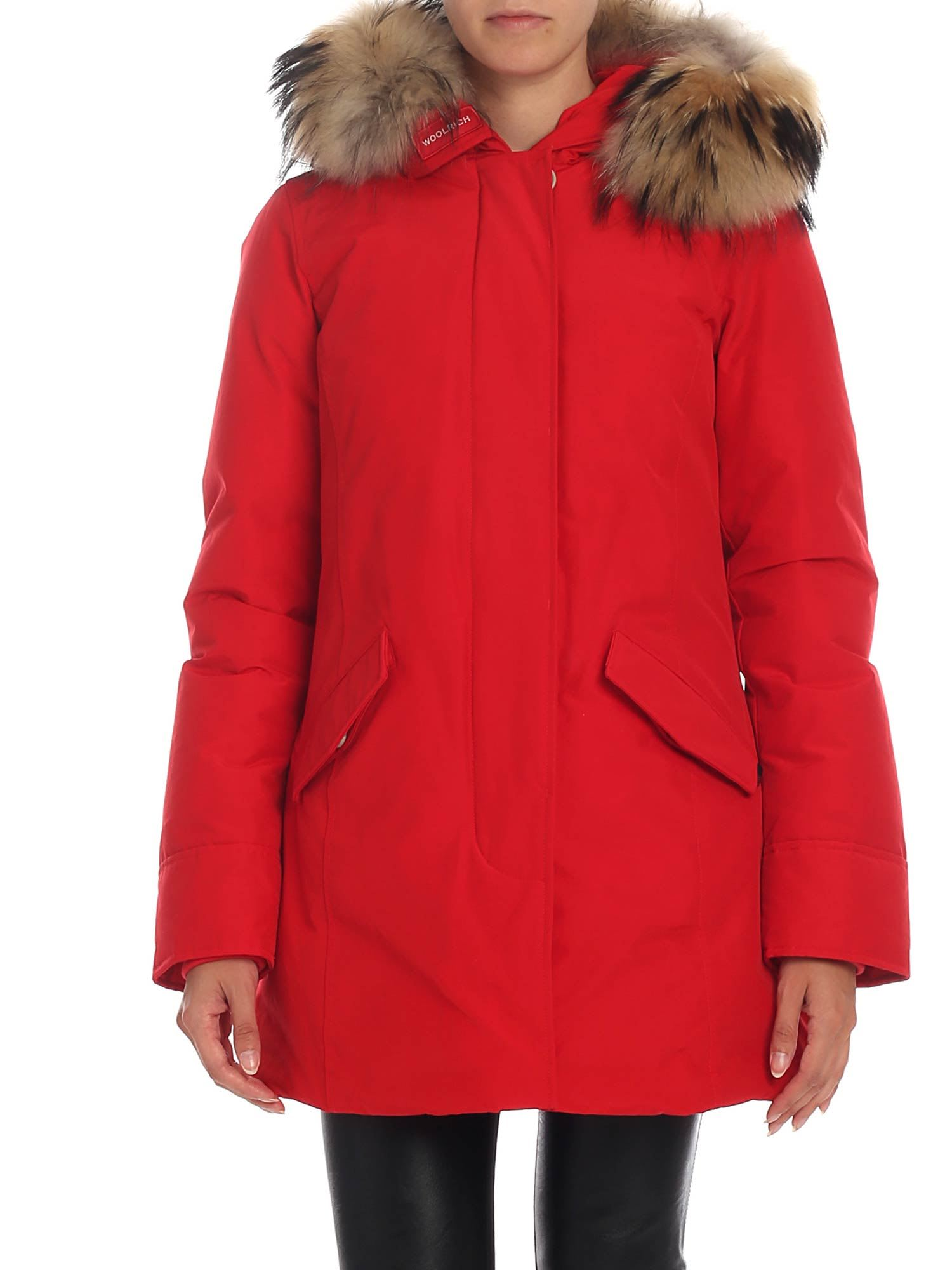 Photo of  Woolrich Ws Arctic Parka Fr- shop Woolrich jackets online sales