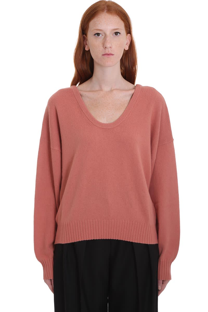 5eb0d949e1 See by Chloé Knitwear In Rose-pink Wool