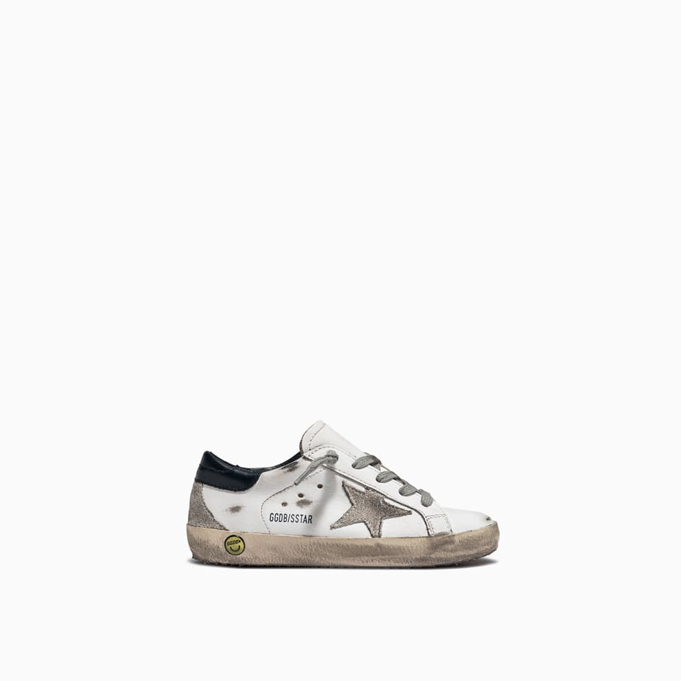 Buy Golden Goose Deluxe Brand Super Star Classic Sneakers Gjf00102. F000414 online, shop Golden Goose shoes with free shipping