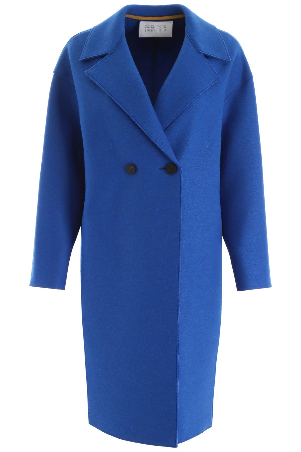 Harris Wharf London Double Coat