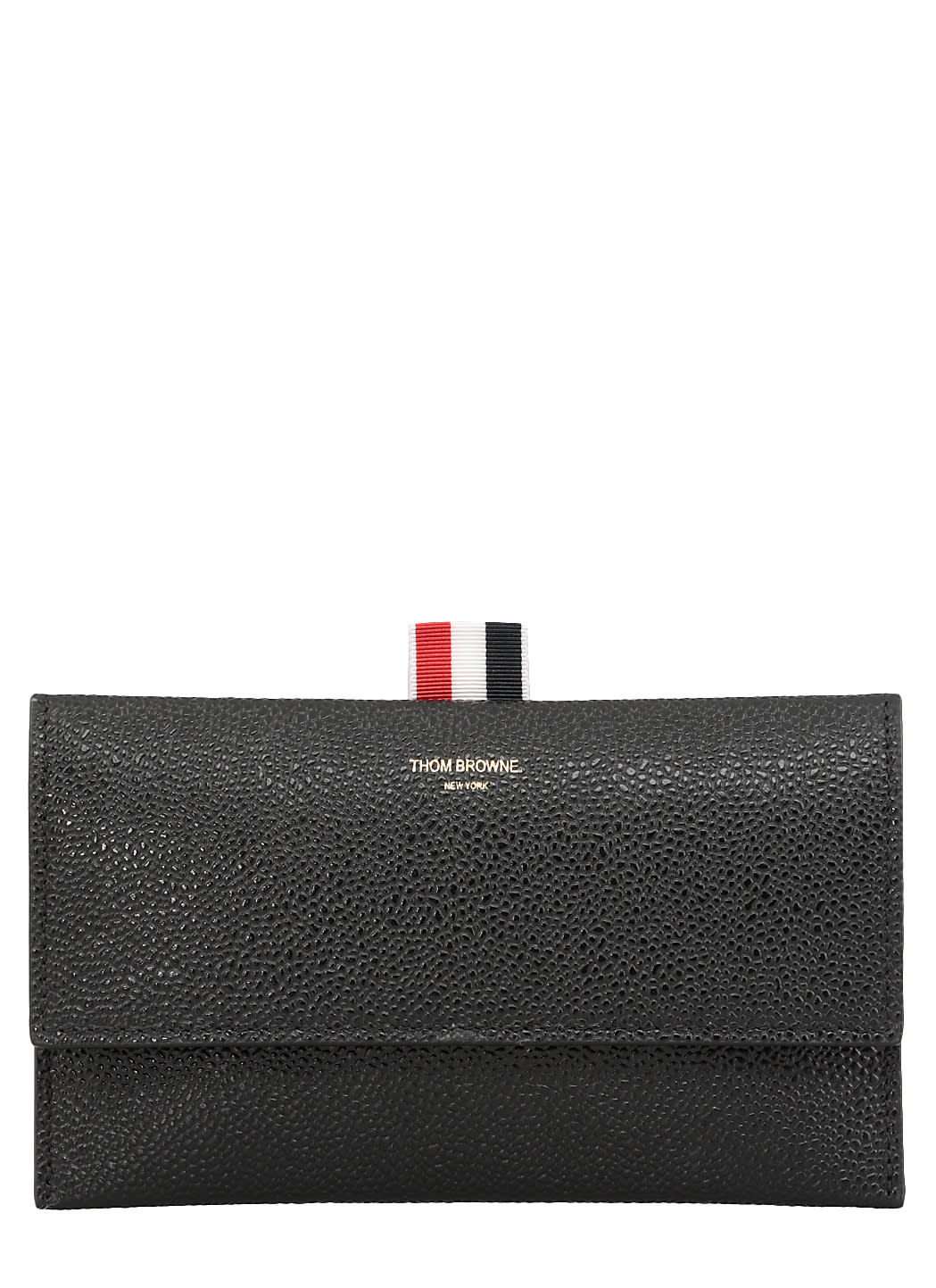 Thom Browne Leather Document Holder