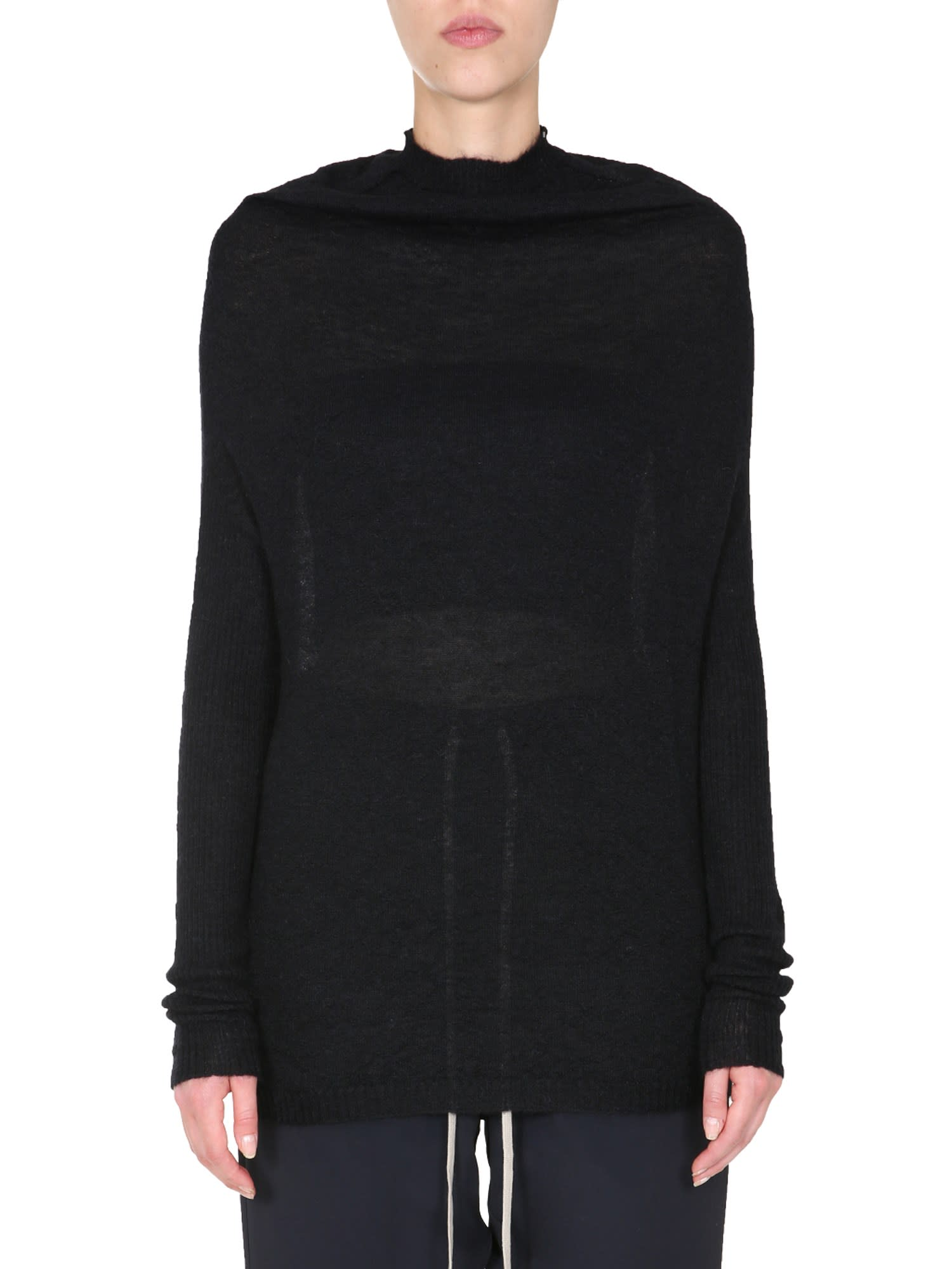 Rick Owens Crater Sweater