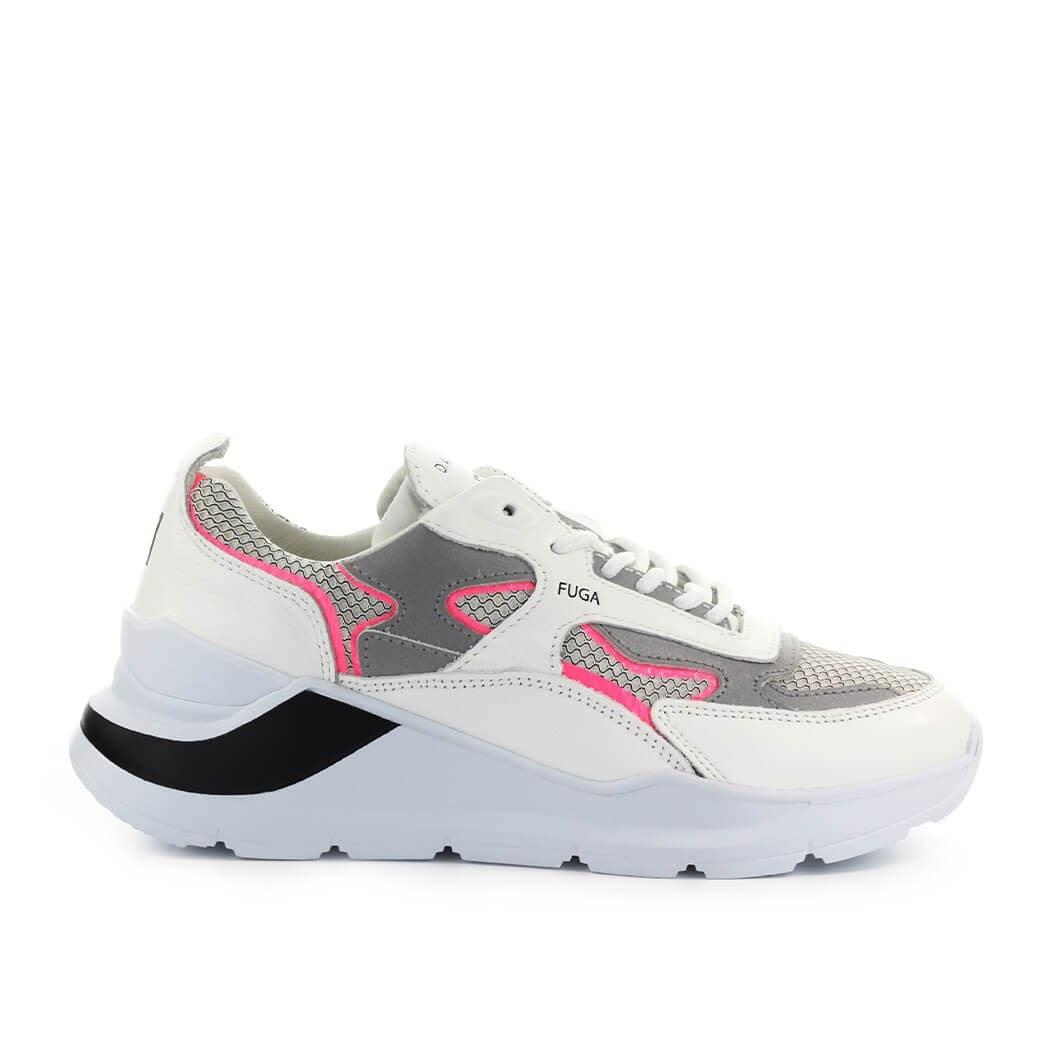 Fuga Flash Grey Fuchsia Sneaker