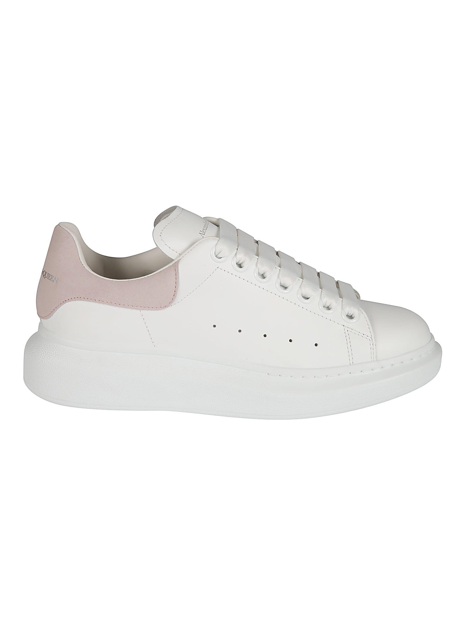 Buy Alexander McQueen Colour Block Sneakers online, shop Alexander McQueen shoes with free shipping