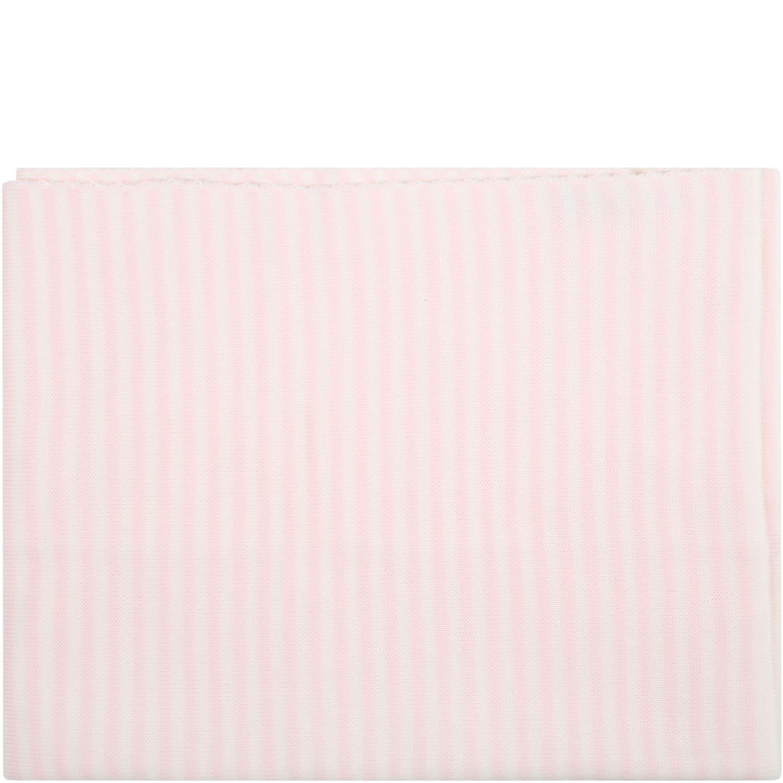 Multicolor Blanket For Baby Girl