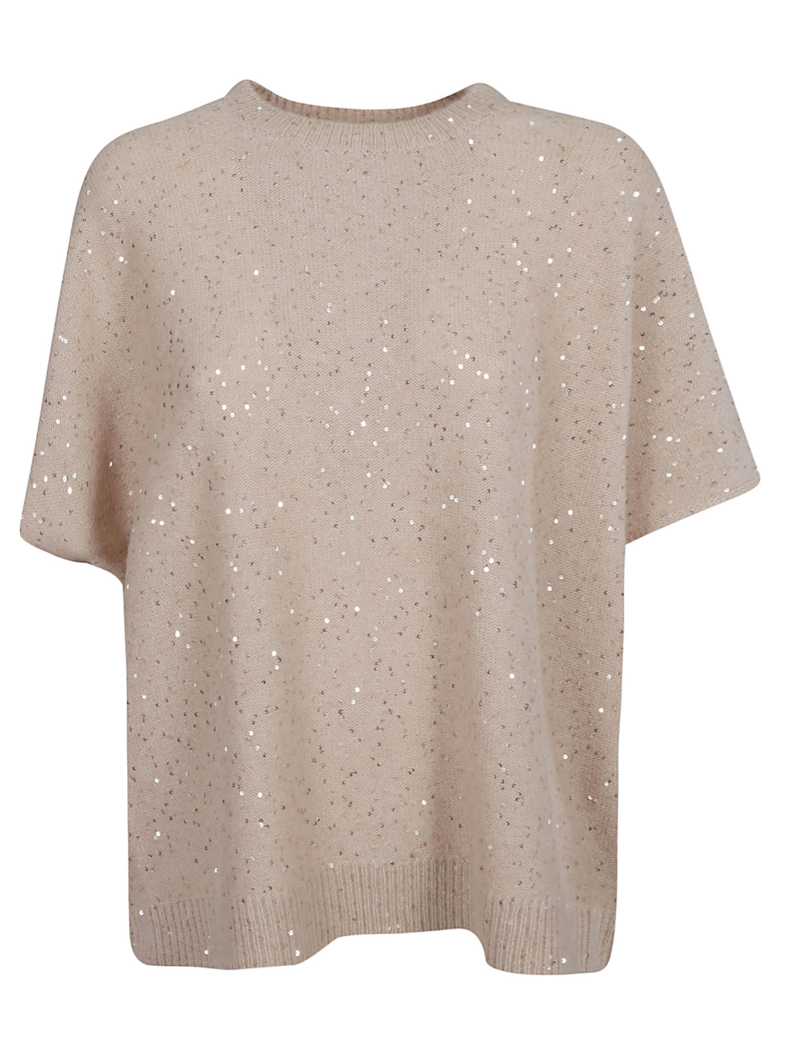 Fabiana Filippi Bead Embellished Sweater