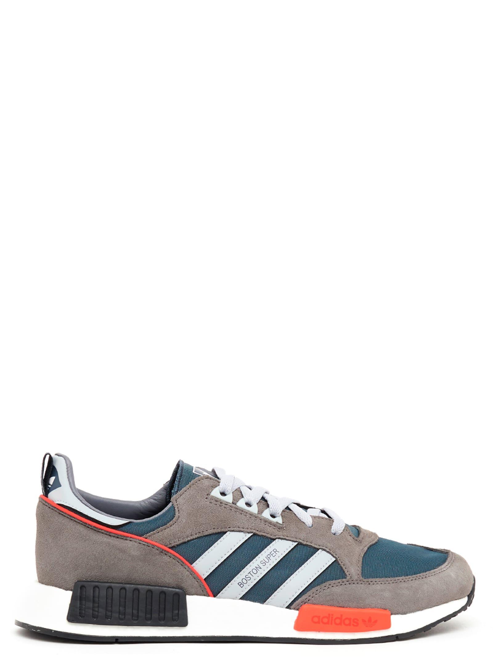 the latest c09e9 044fb Best price on the market at italist | Adidas Originals Adidas Originals  'boston Super X R1' Shoes