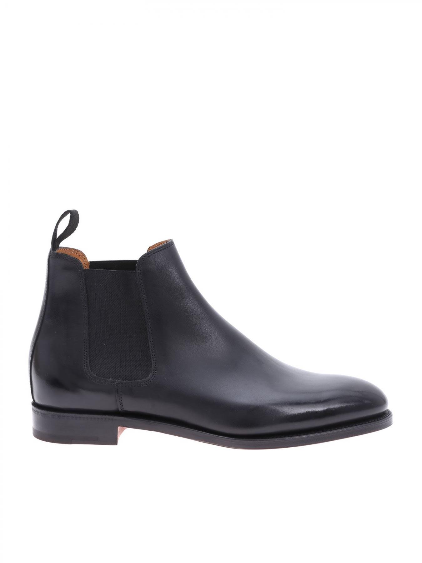 John Lobb Boots Chelsea