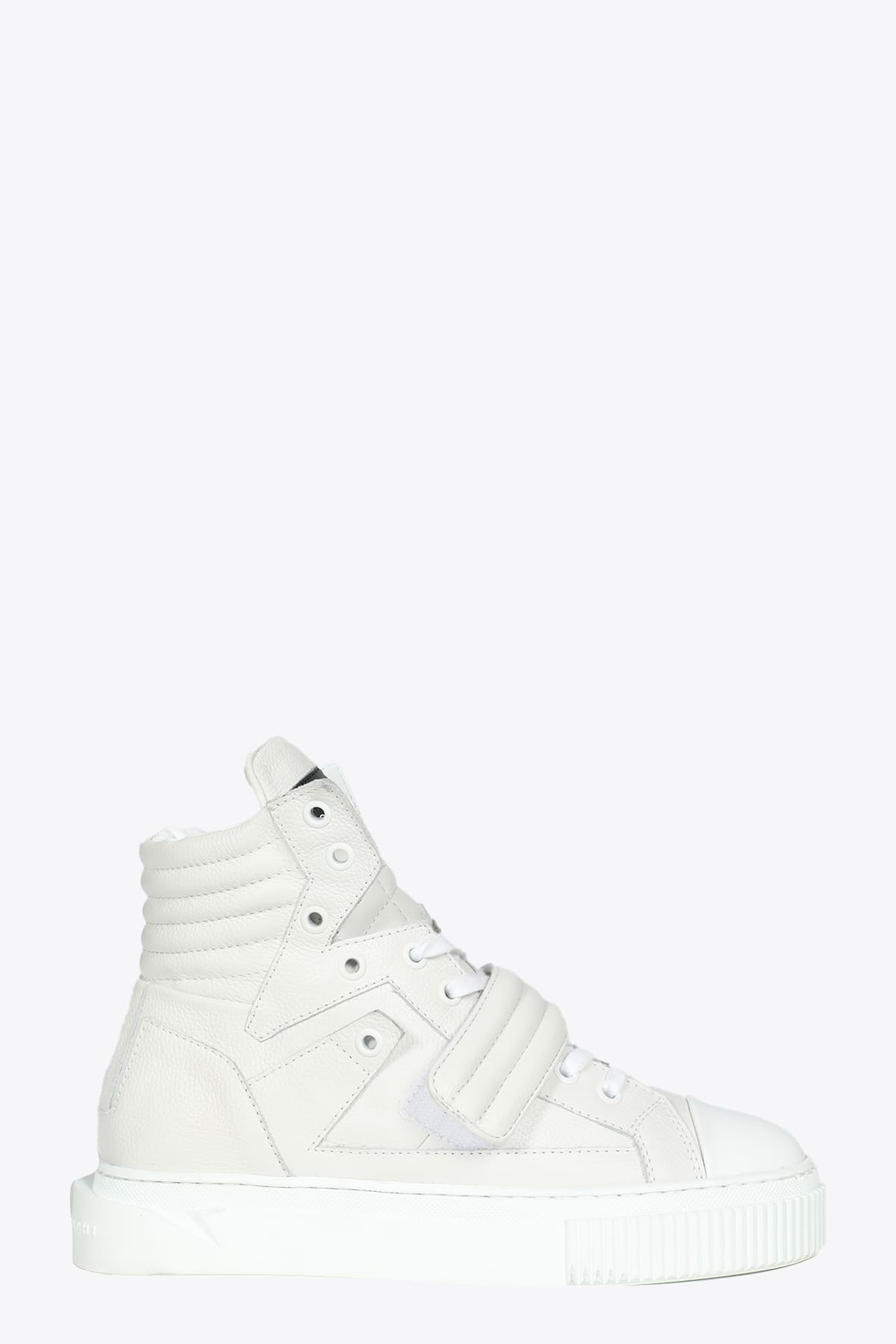 White Deer Leather Hypnos Sneaker