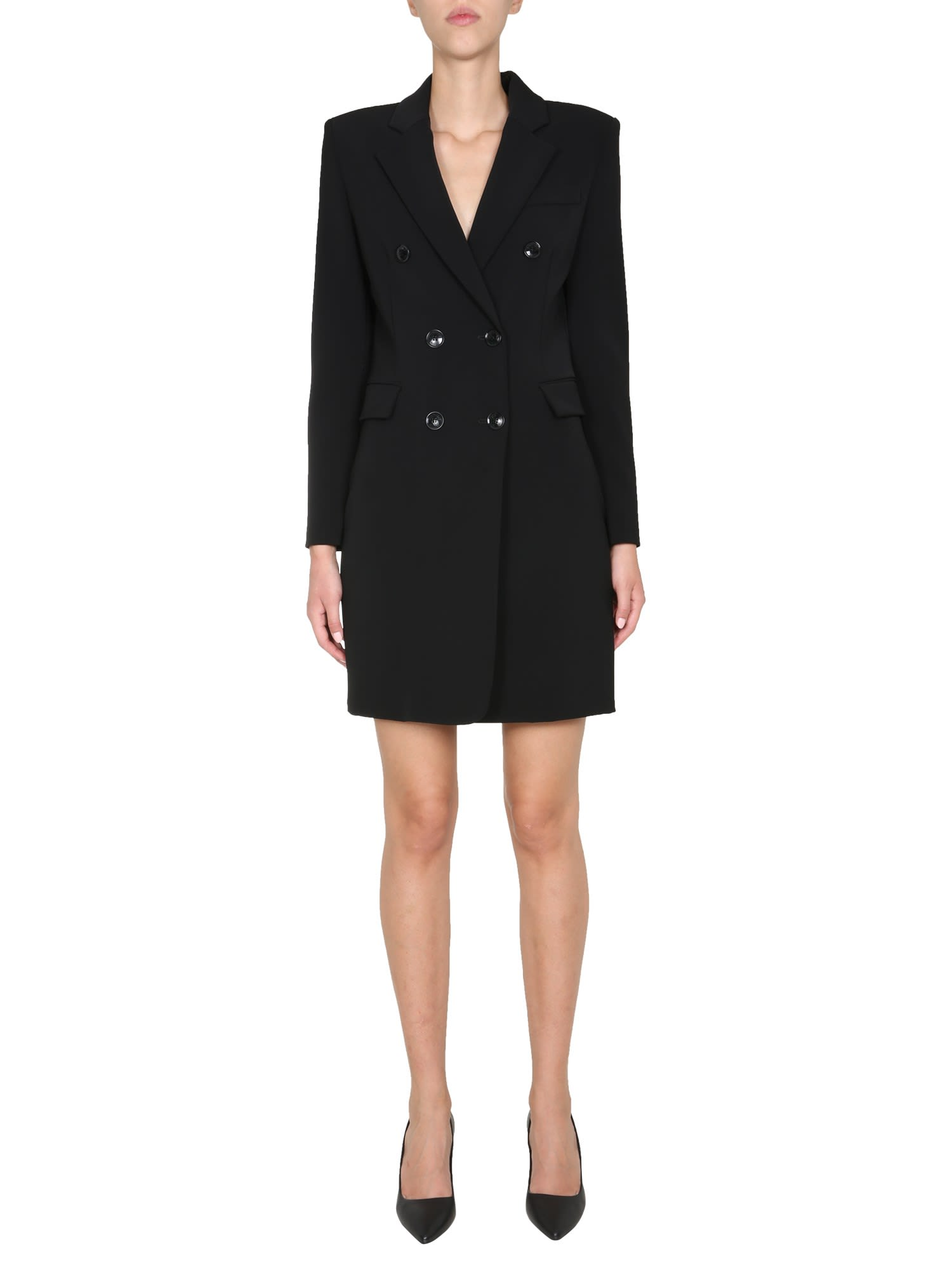 Boutique Moschino Double-breasted Dress