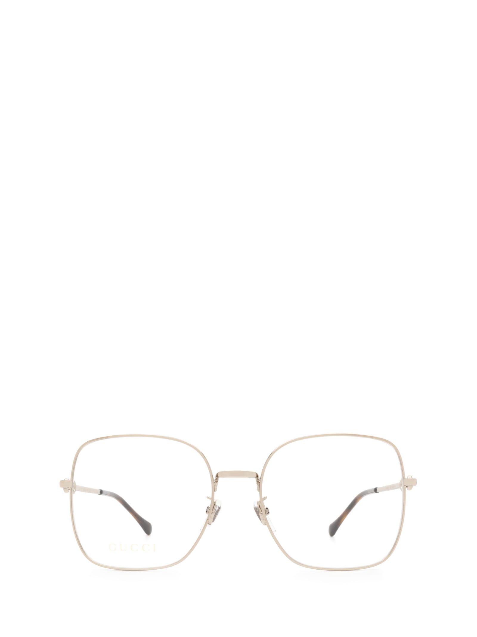 Gucci Opticals GG0883OA GOLD GLASSES