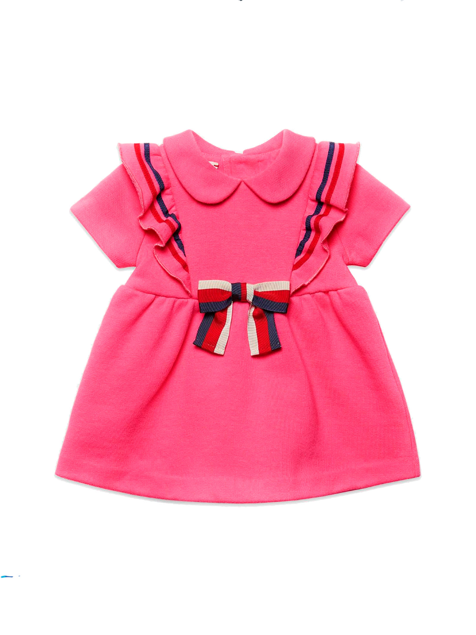 Gucci Newborn Pink Dress