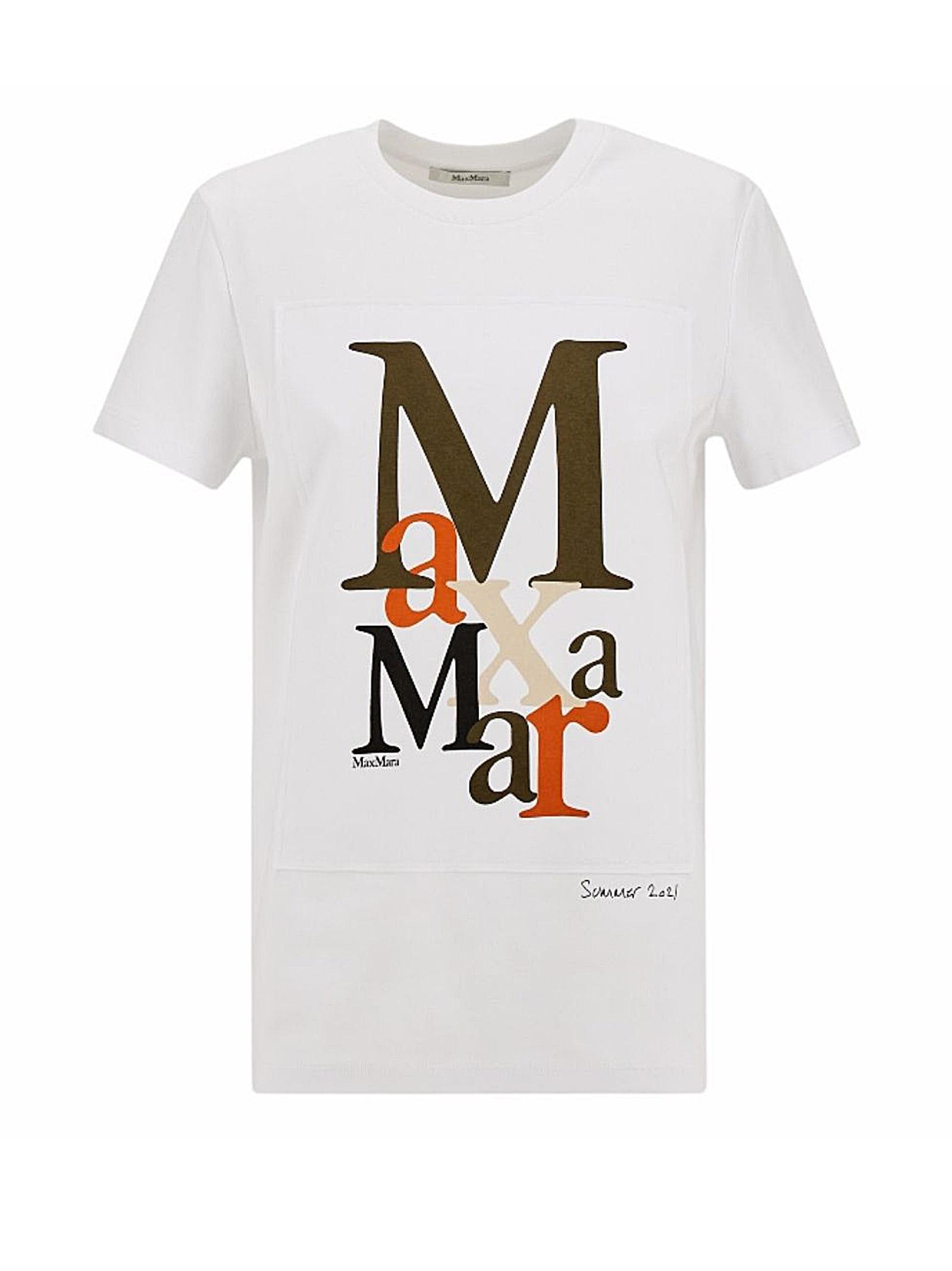 Max Mara Cottons HUMOUR TSHIRT