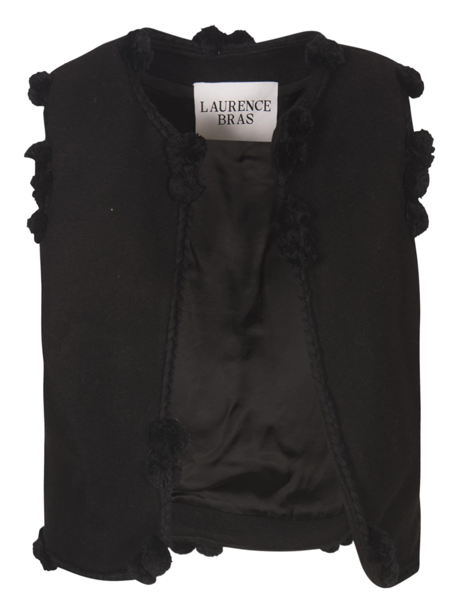 Short Open Vest