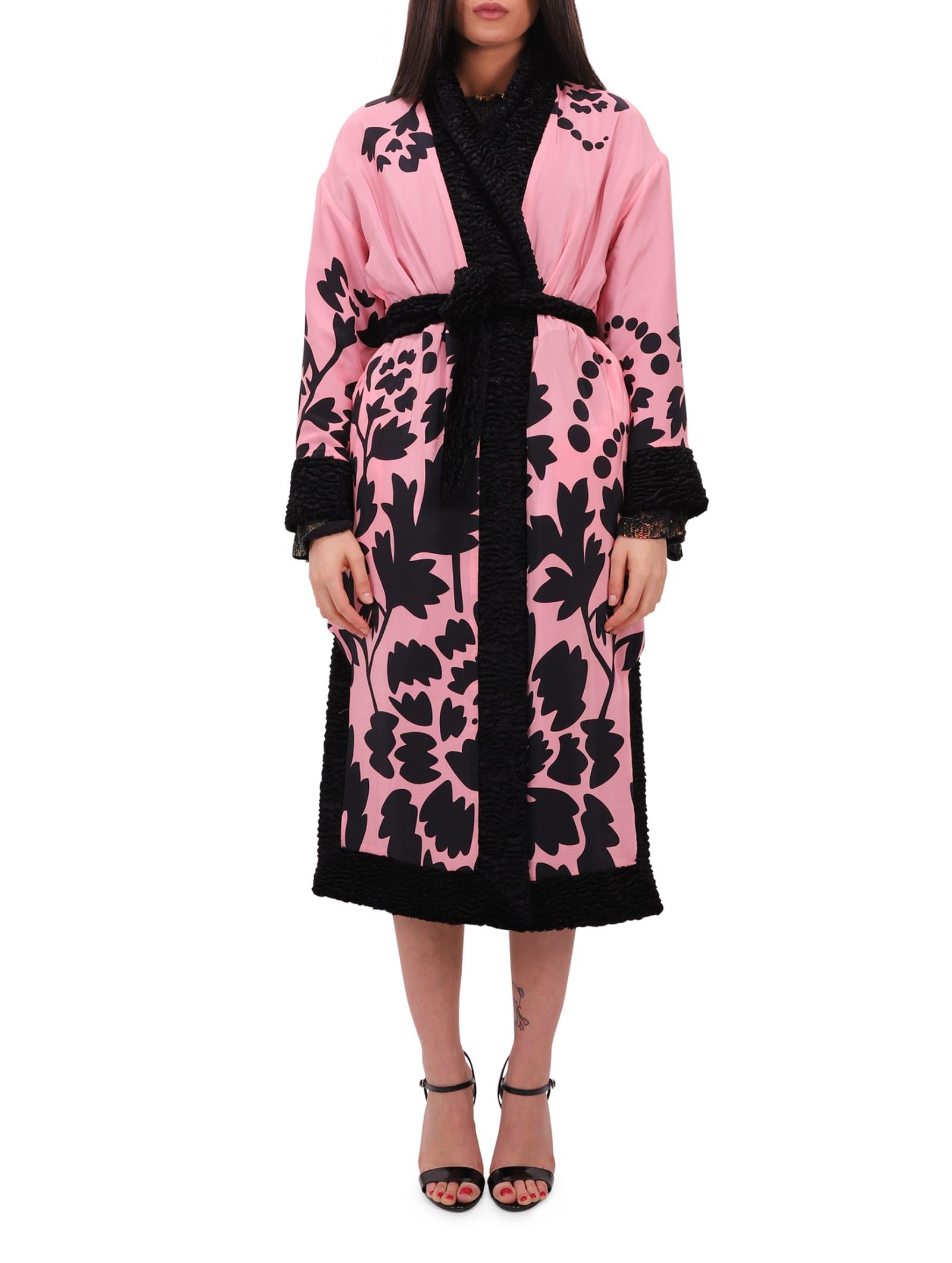 Marit Ilison Pink Coat