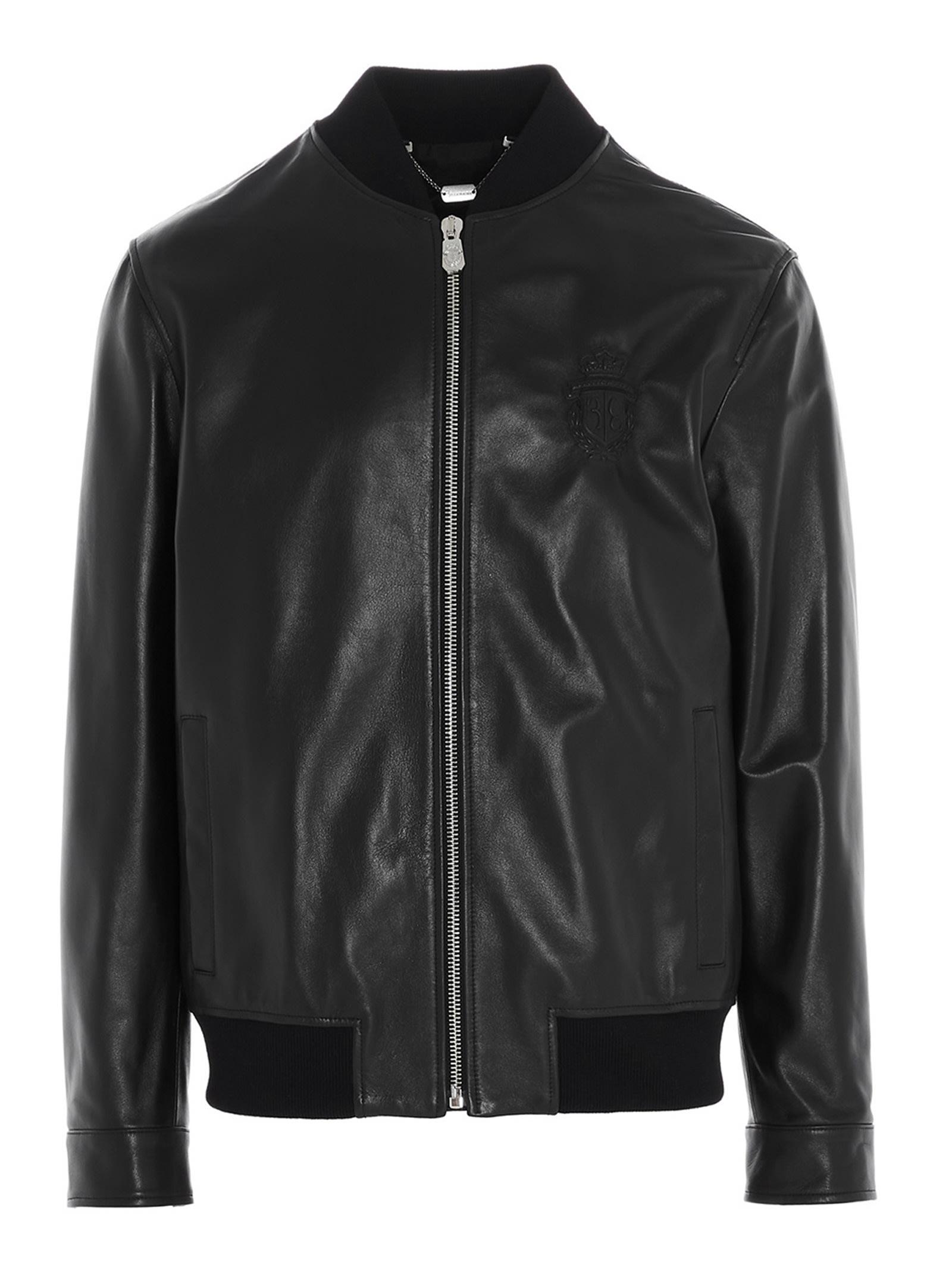Billionaire crest Jacket