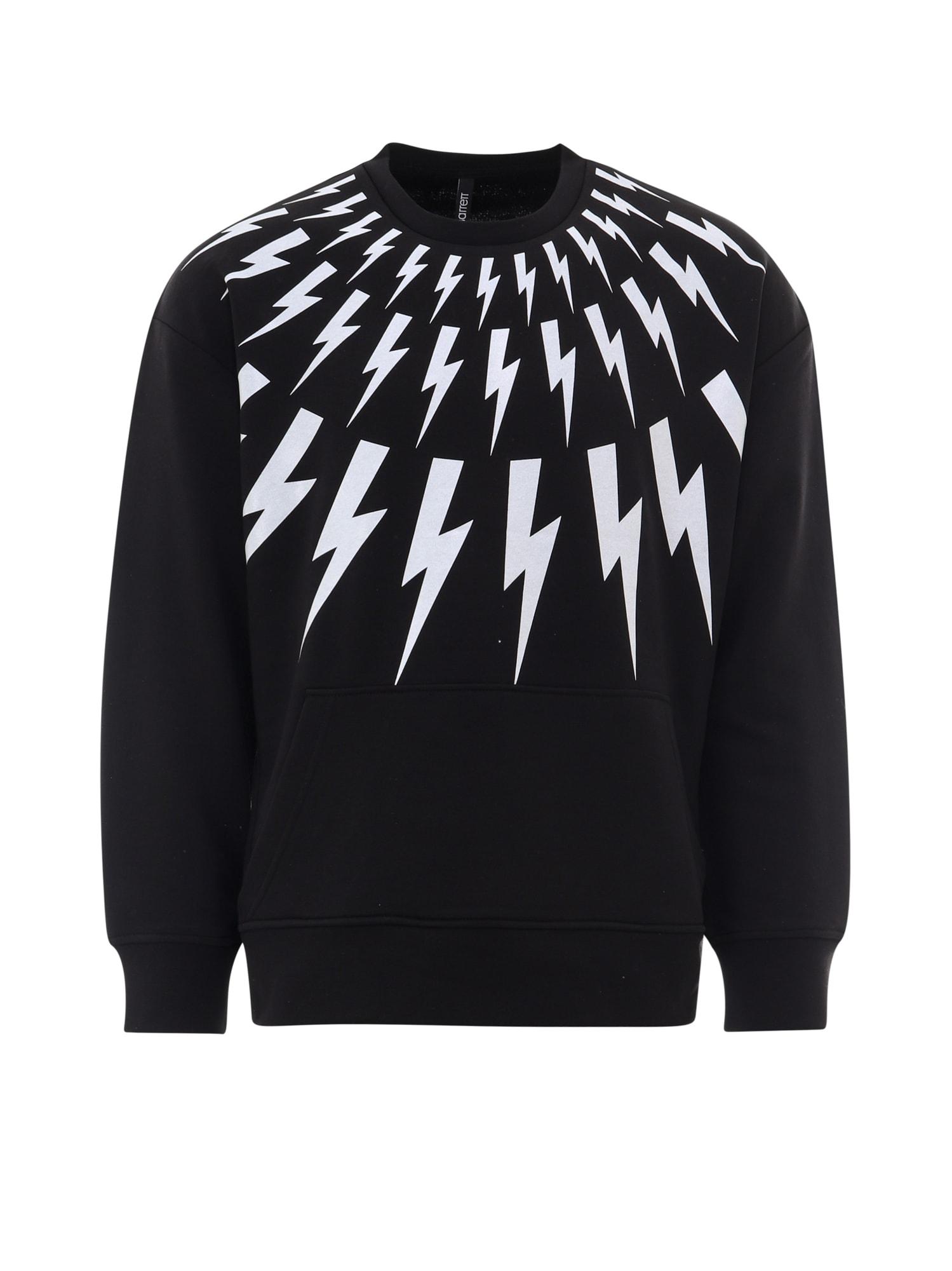 Neil Barrett Sweatshirts SWEATSHIRT
