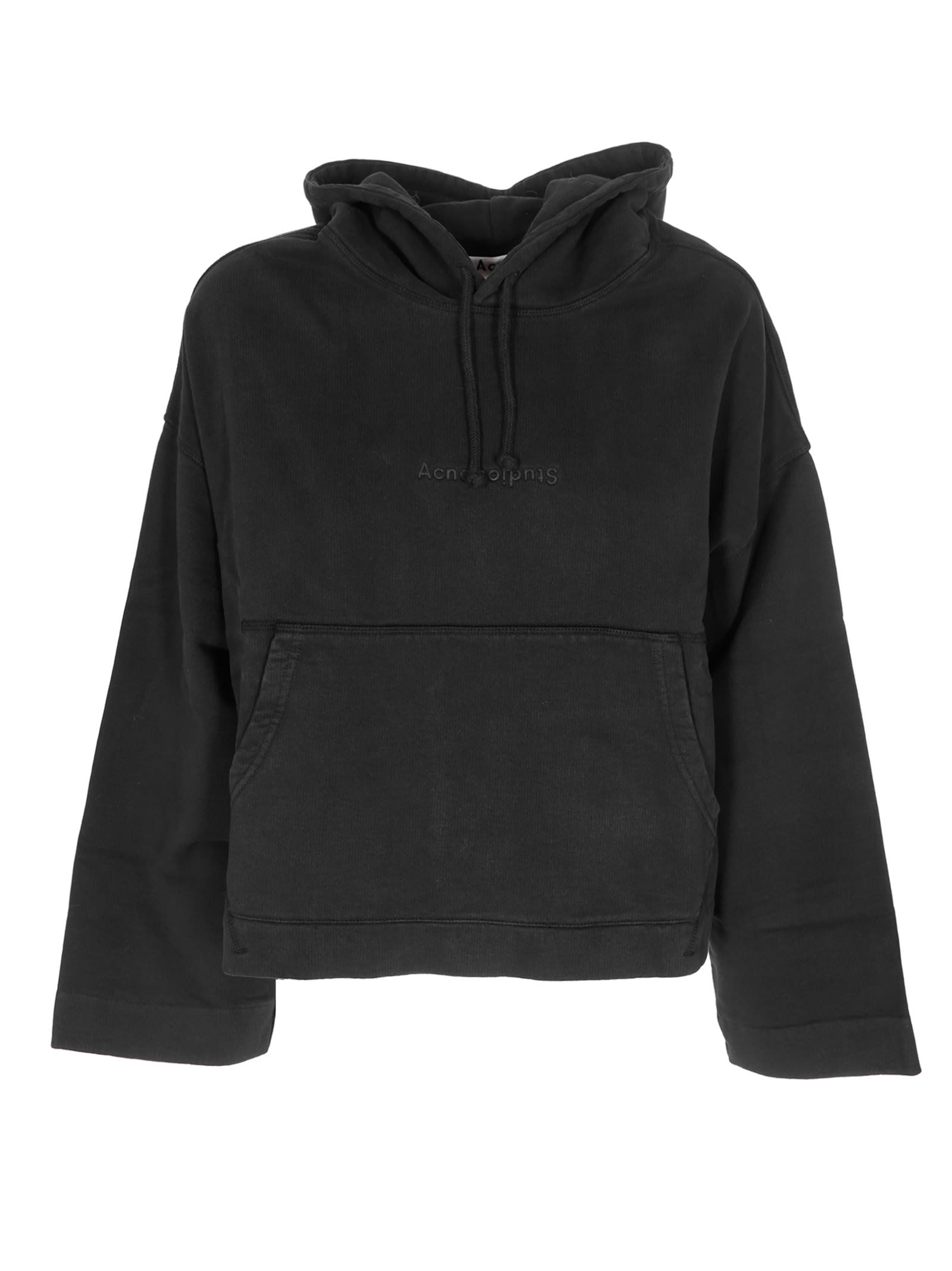 good out x size 40 popular brand Best price on the market at italist | Acne Studios Acne Studios Joghy  Emboss Hoodie