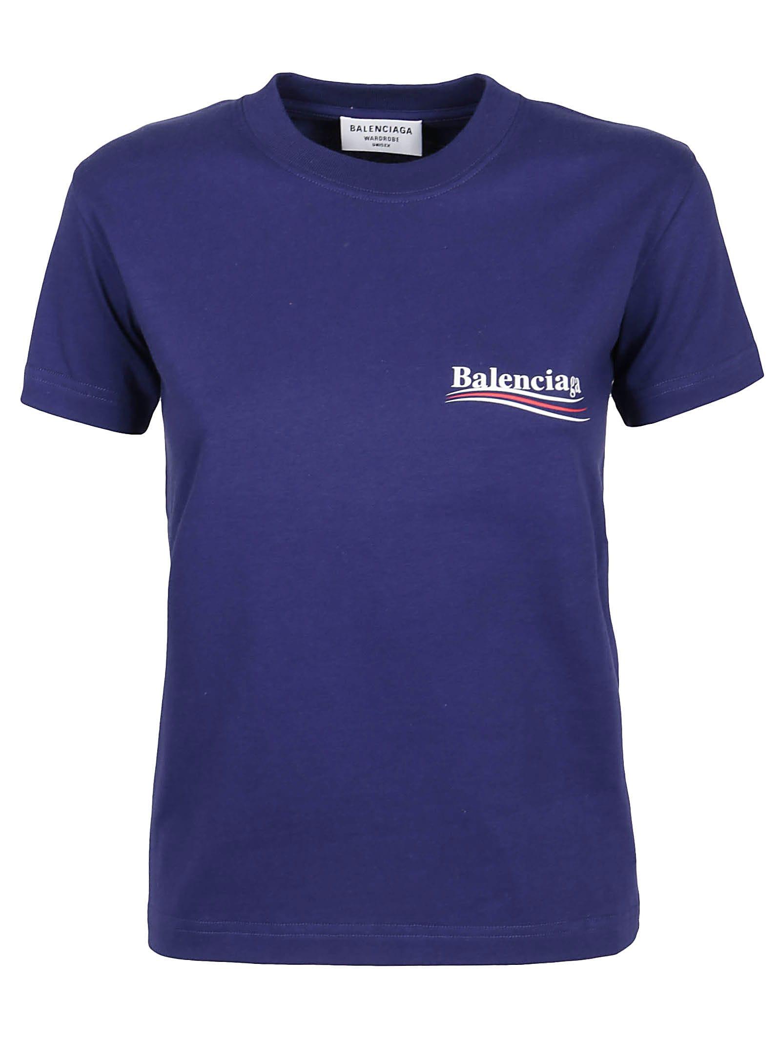 Balenciaga T-shirts SMALL FIT T-SHIRT