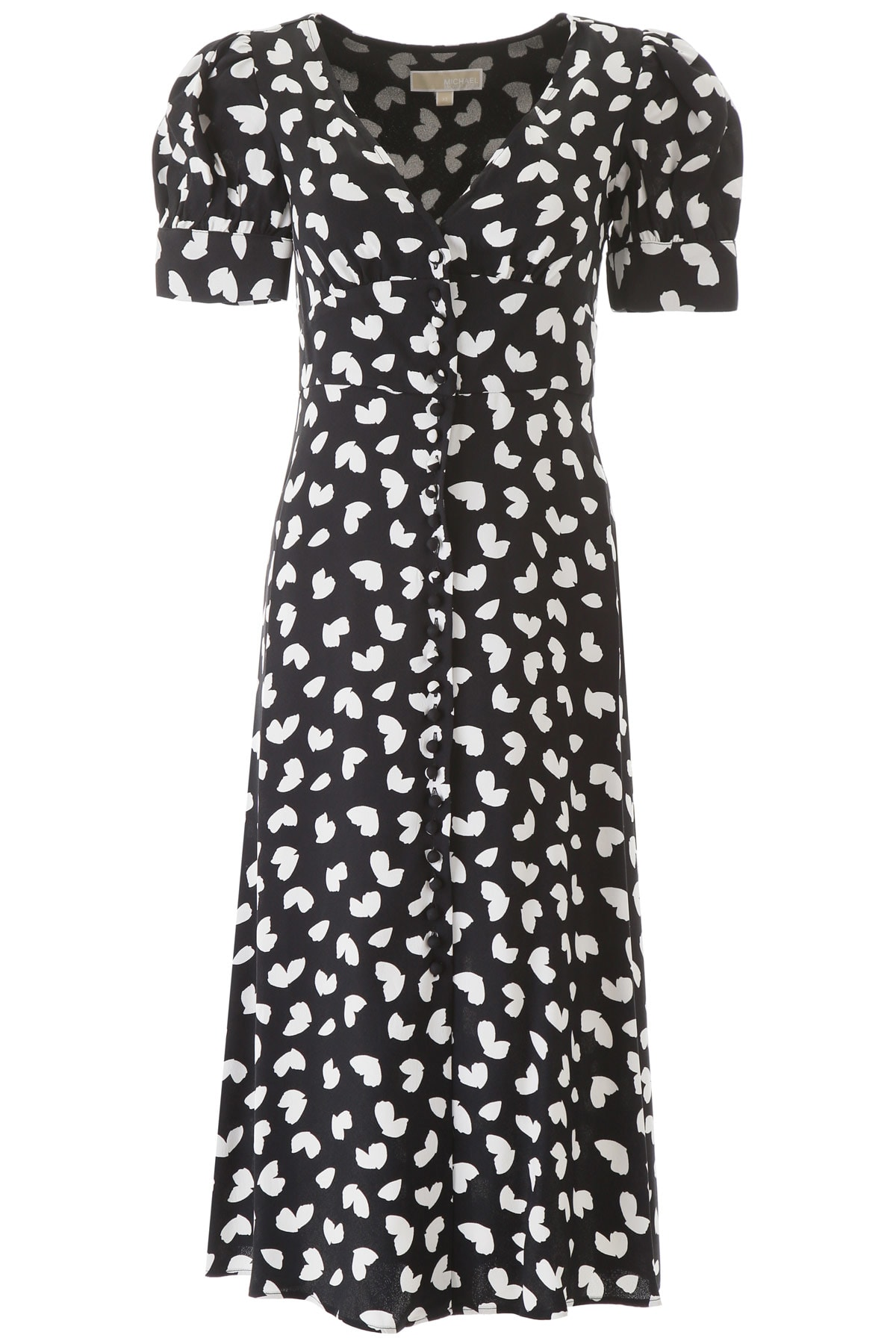 Buy MICHAEL Michael Kors Petal Print Dress online, shop MICHAEL Michael Kors with free shipping