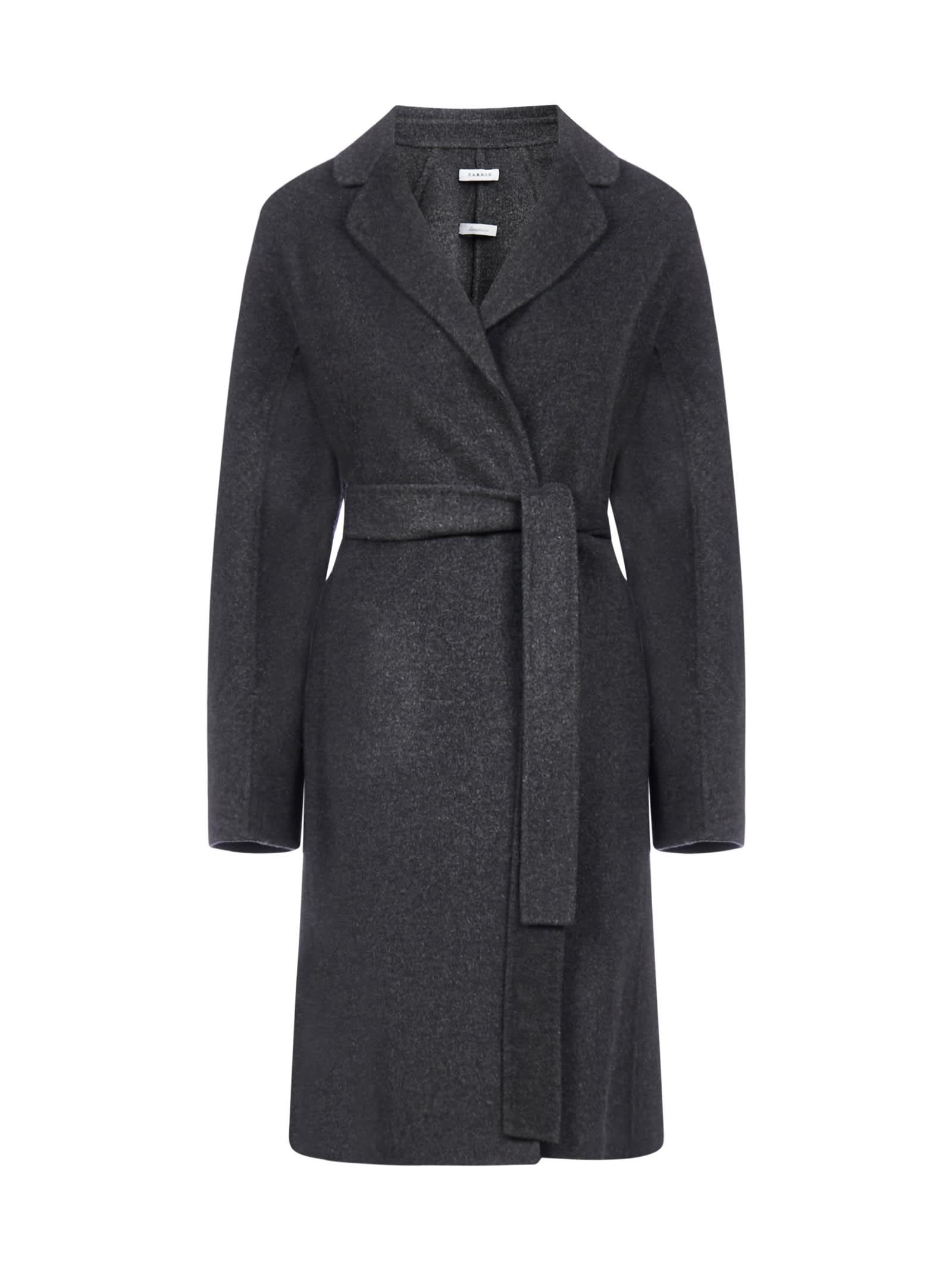 Parosh Leak Wool Coat