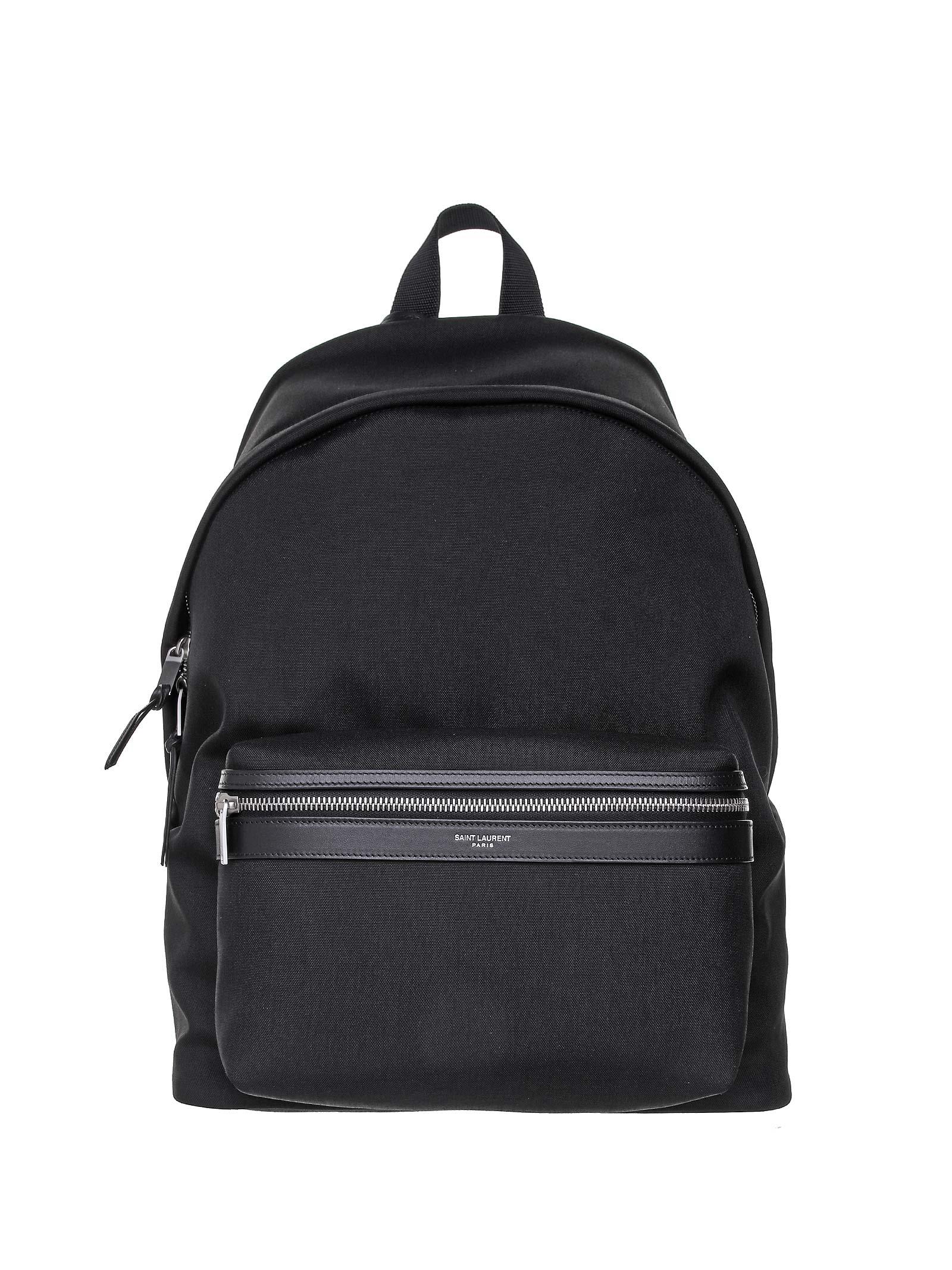 Saint Laurent Saint Laurent City Backpack