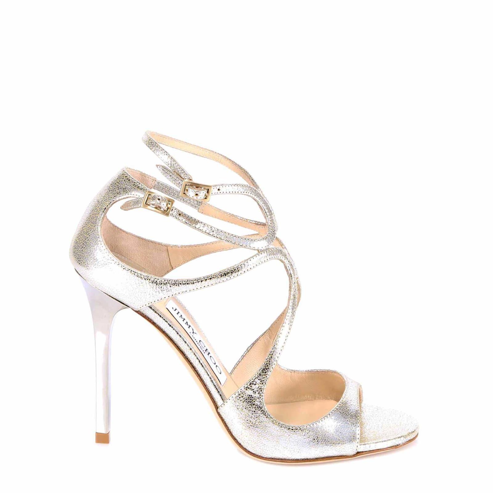 Jimmy Choo Jimmy Choo Sandals - Silver