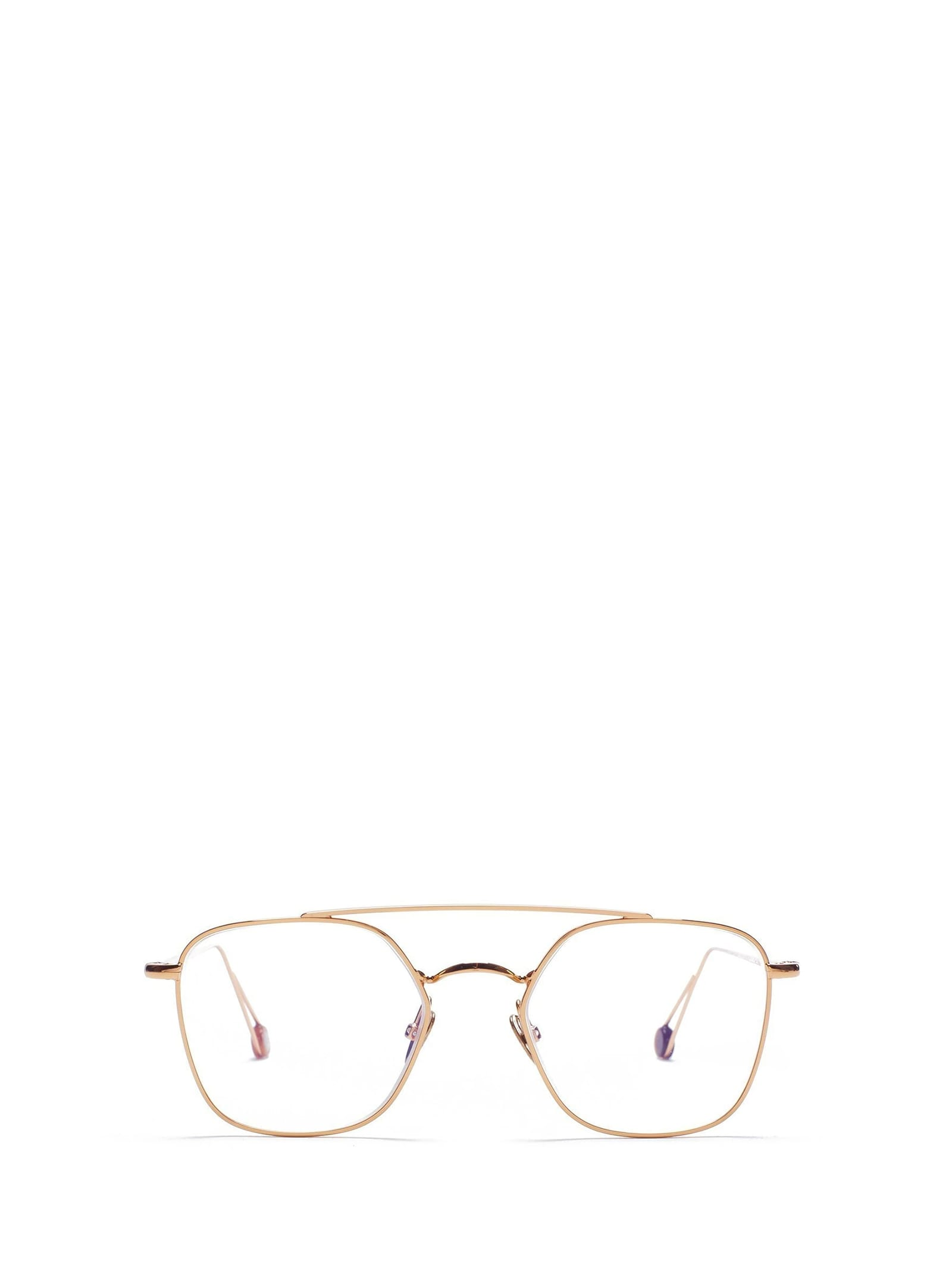AHLEM Ahlem Place Colette Optic Peony Gold Glasses