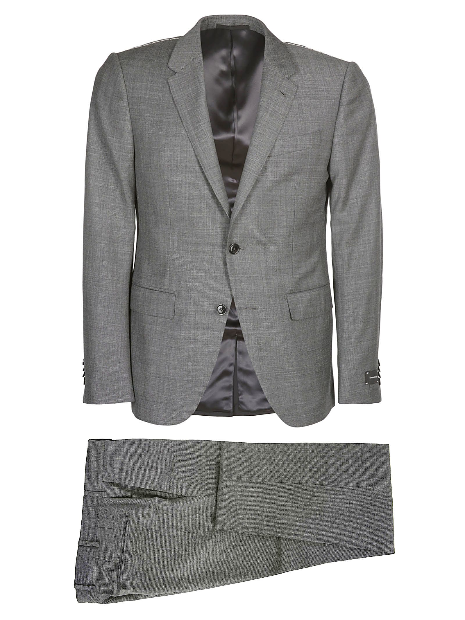 91ca8f98 Ermenegildo Zegna Formal Suit