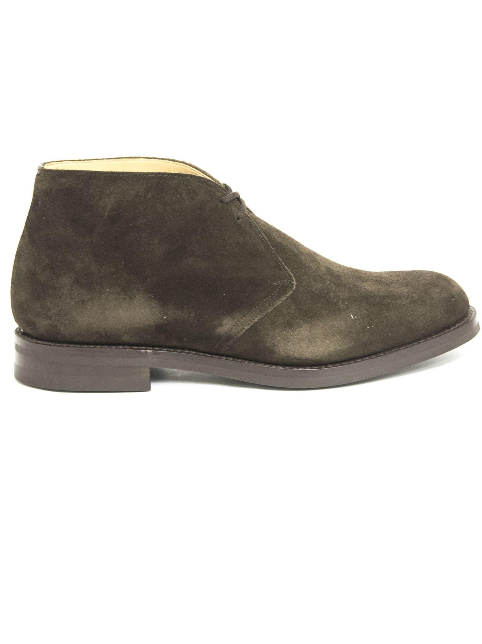 Churchs Ryder 3 Brown Suede Desert Boot