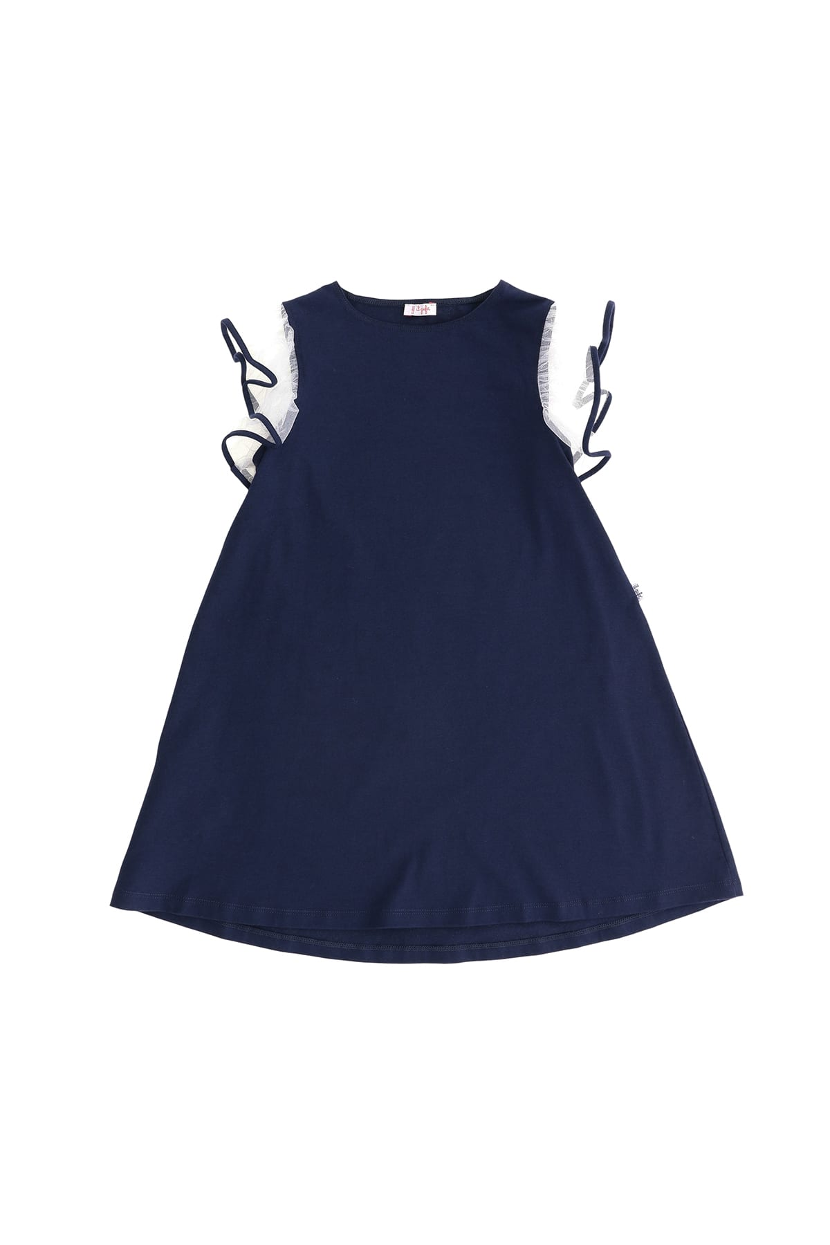 Buy Il Gufo Cotton Dress online, shop Il Gufo with free shipping