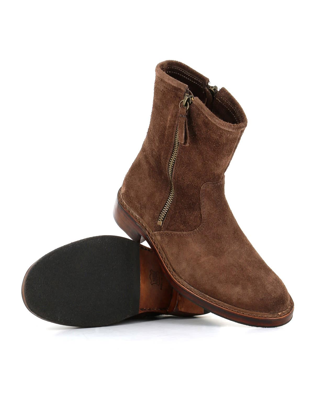 Astorflex Ankle Boot Zipflex