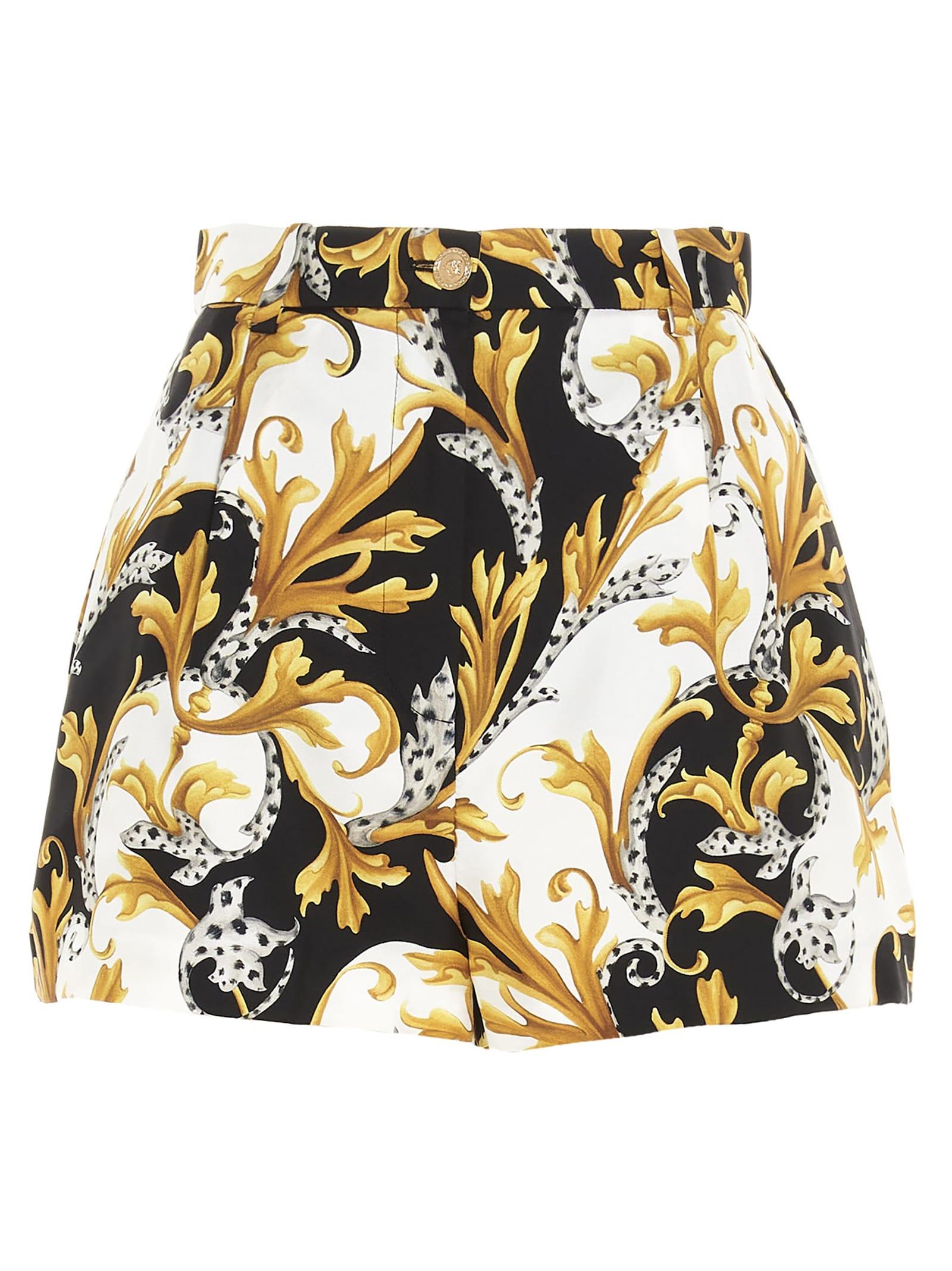 Versace barocco Shorts