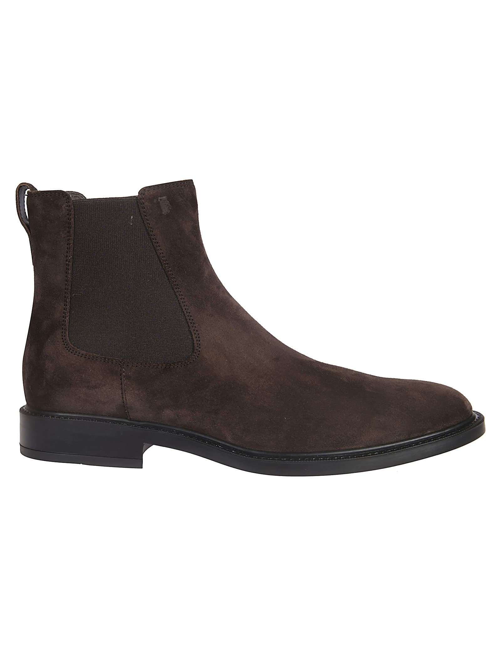 Tods Classic Chelsea Boots